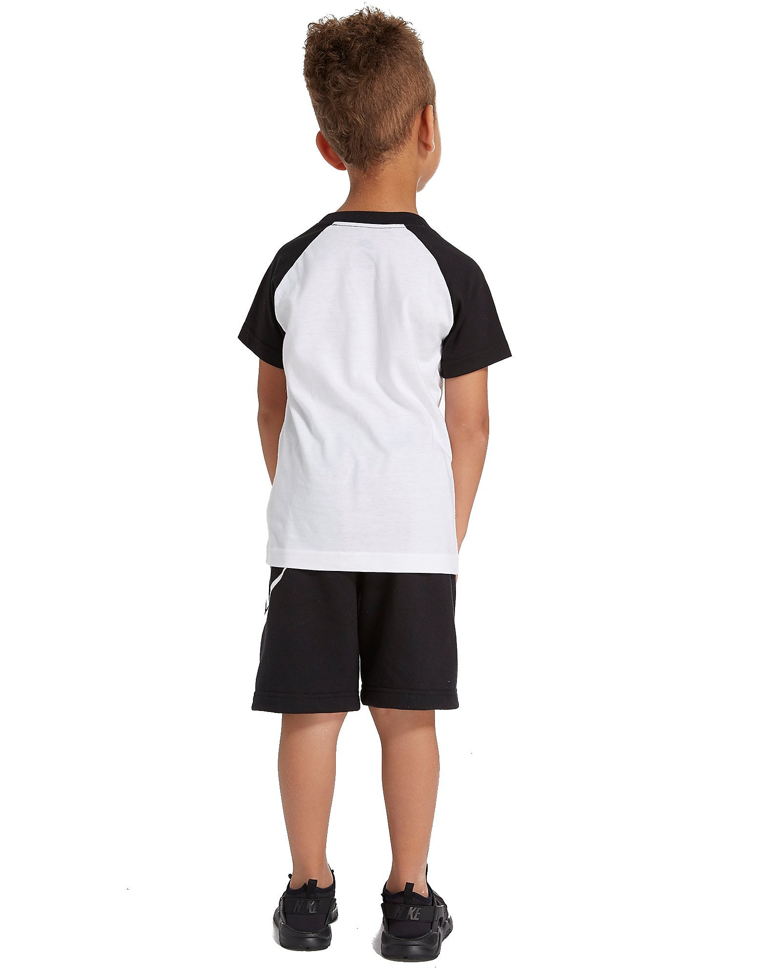 Nike Sportswear Raglan T-Shirt + Short Set Children
