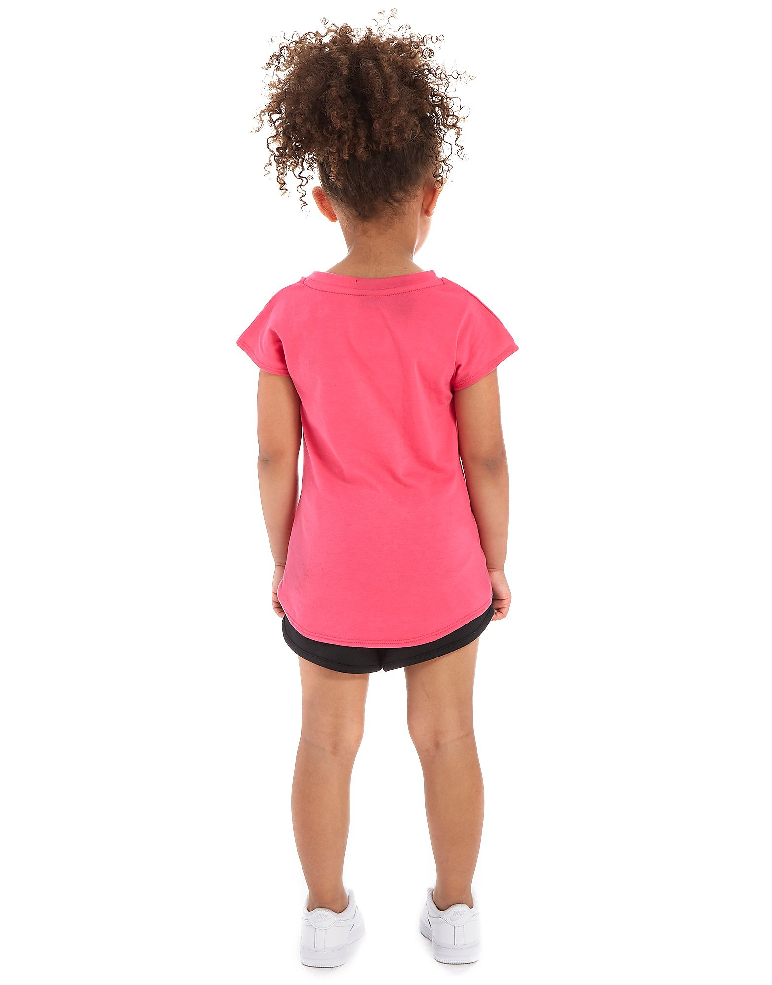 Nike Girls' T-Shirt + Short Set Children