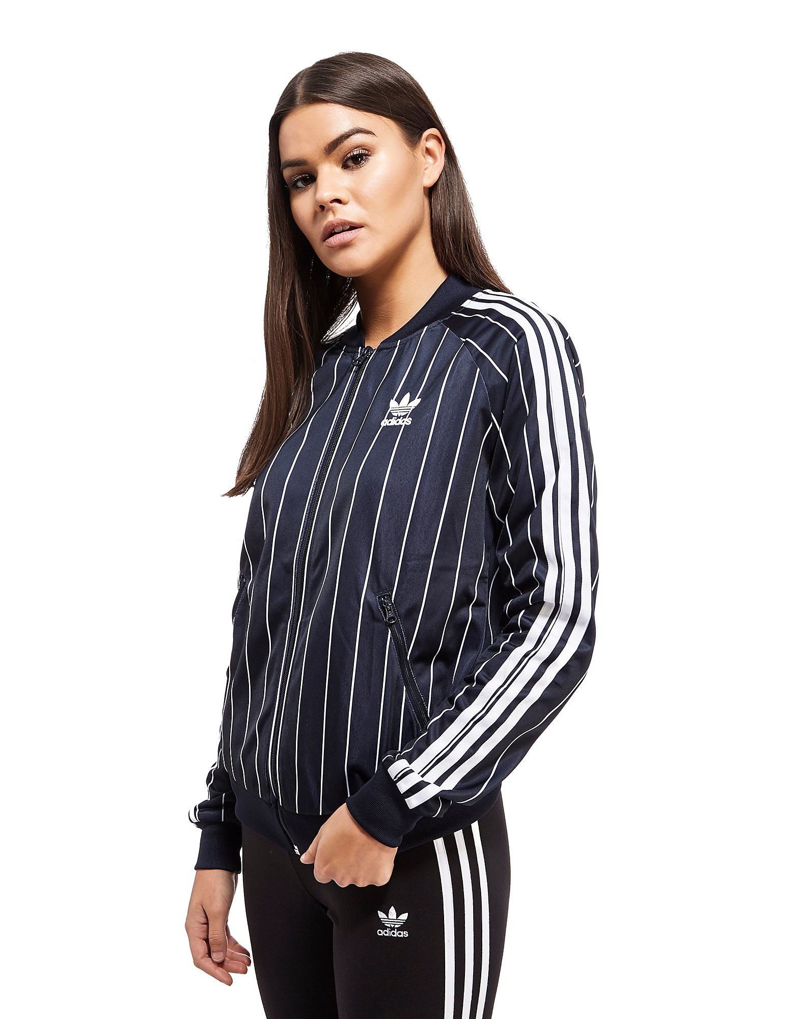 adidas Originals Haut Tennis Superstar Track Femme