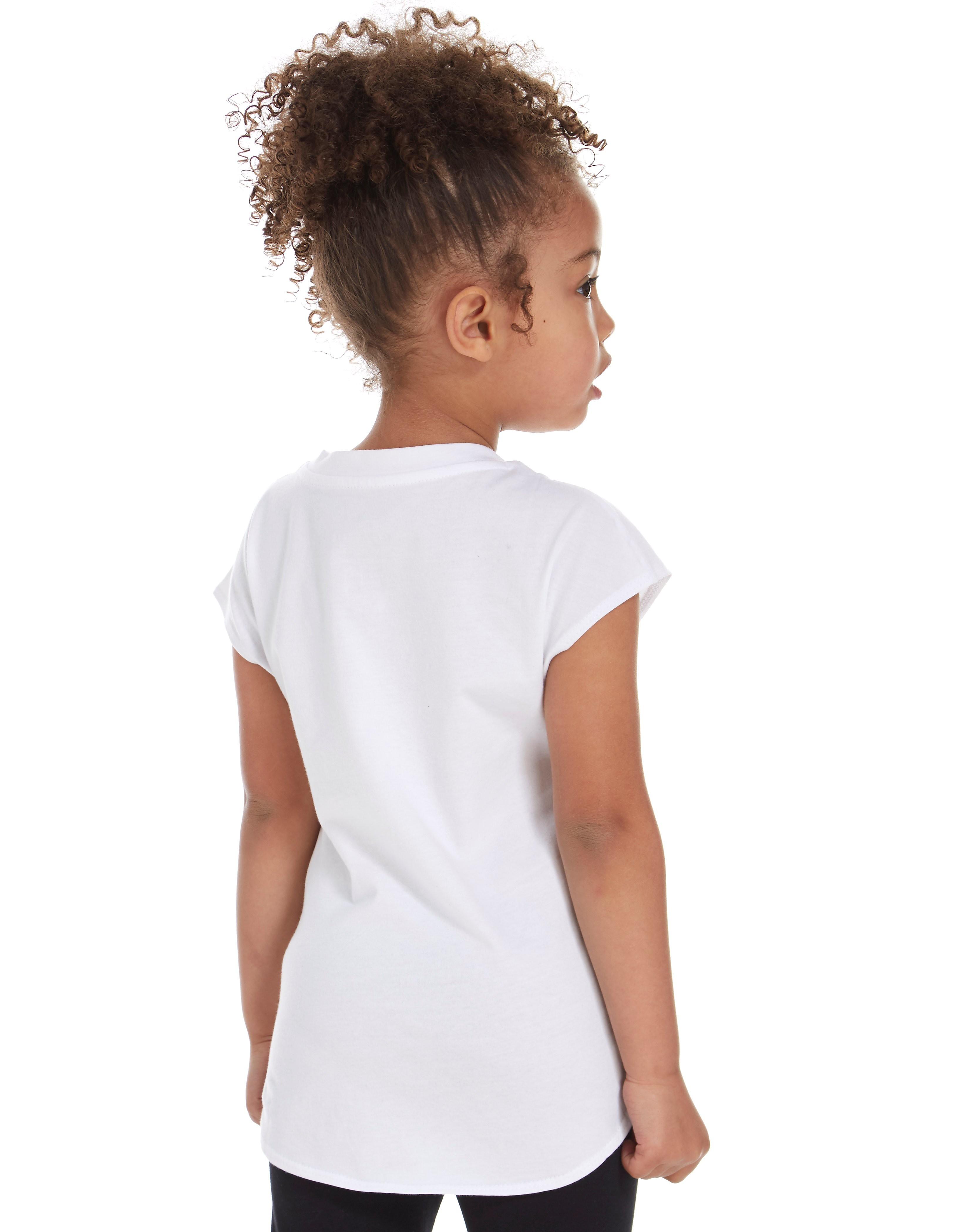 Nike Girls' Iridescent T-Shirt Children