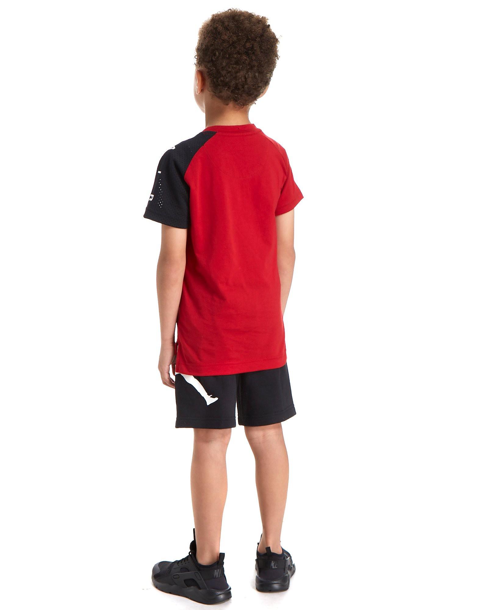 Jordan Ensemble T-shirt et Short Air Enfant