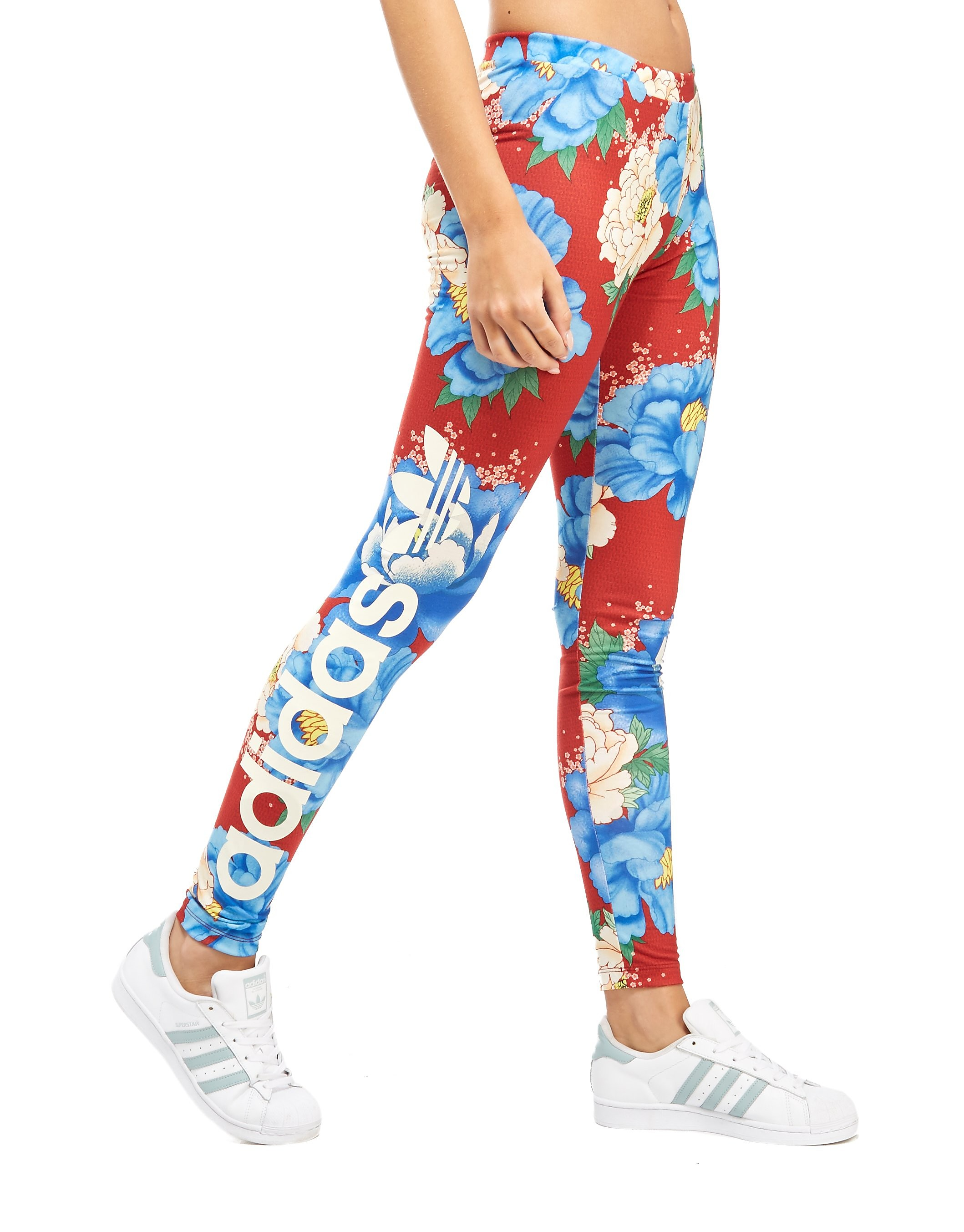 adidas Originals FARM All-Over Print Leggings