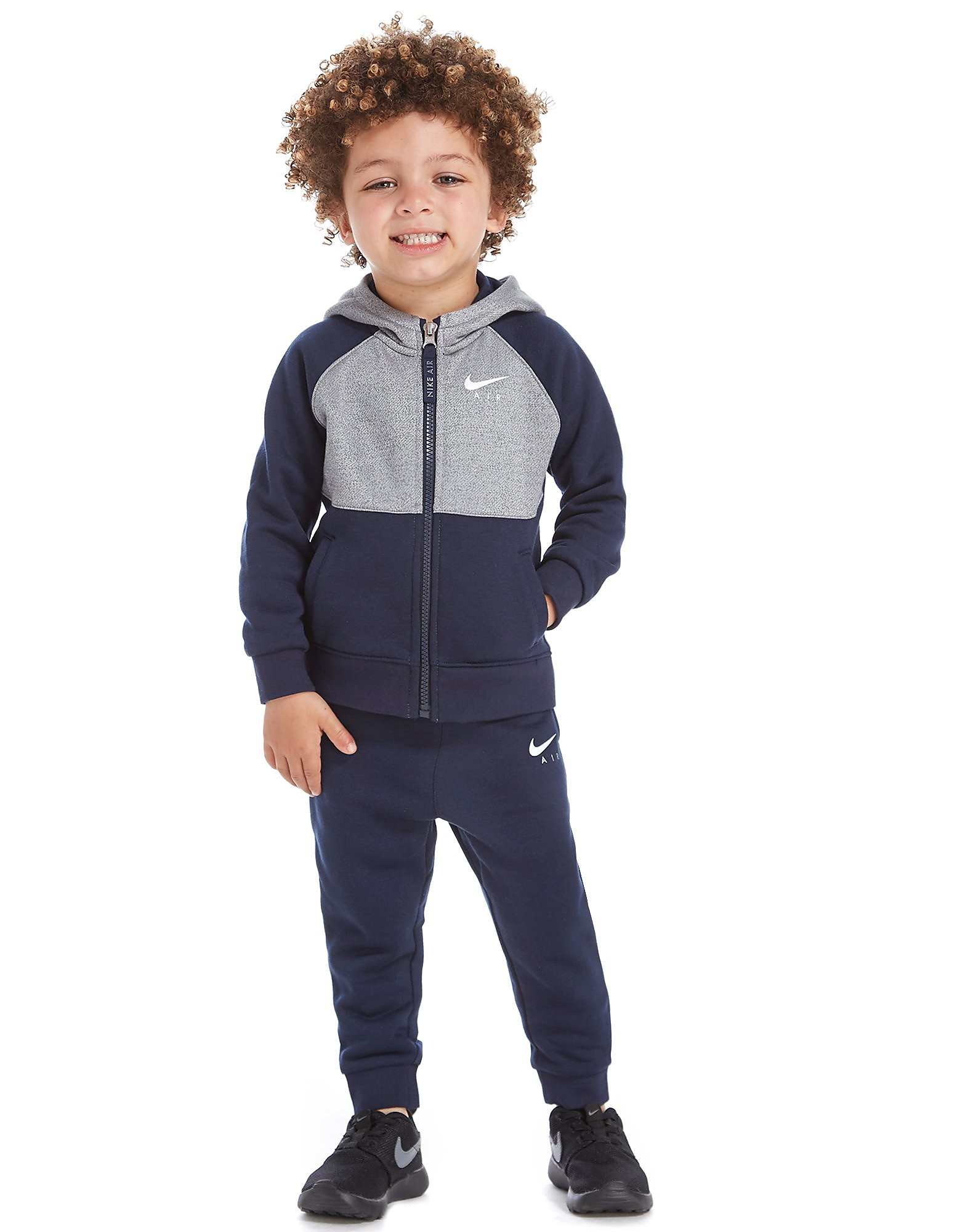 Nike Ensemble Air Full Zip Bébé