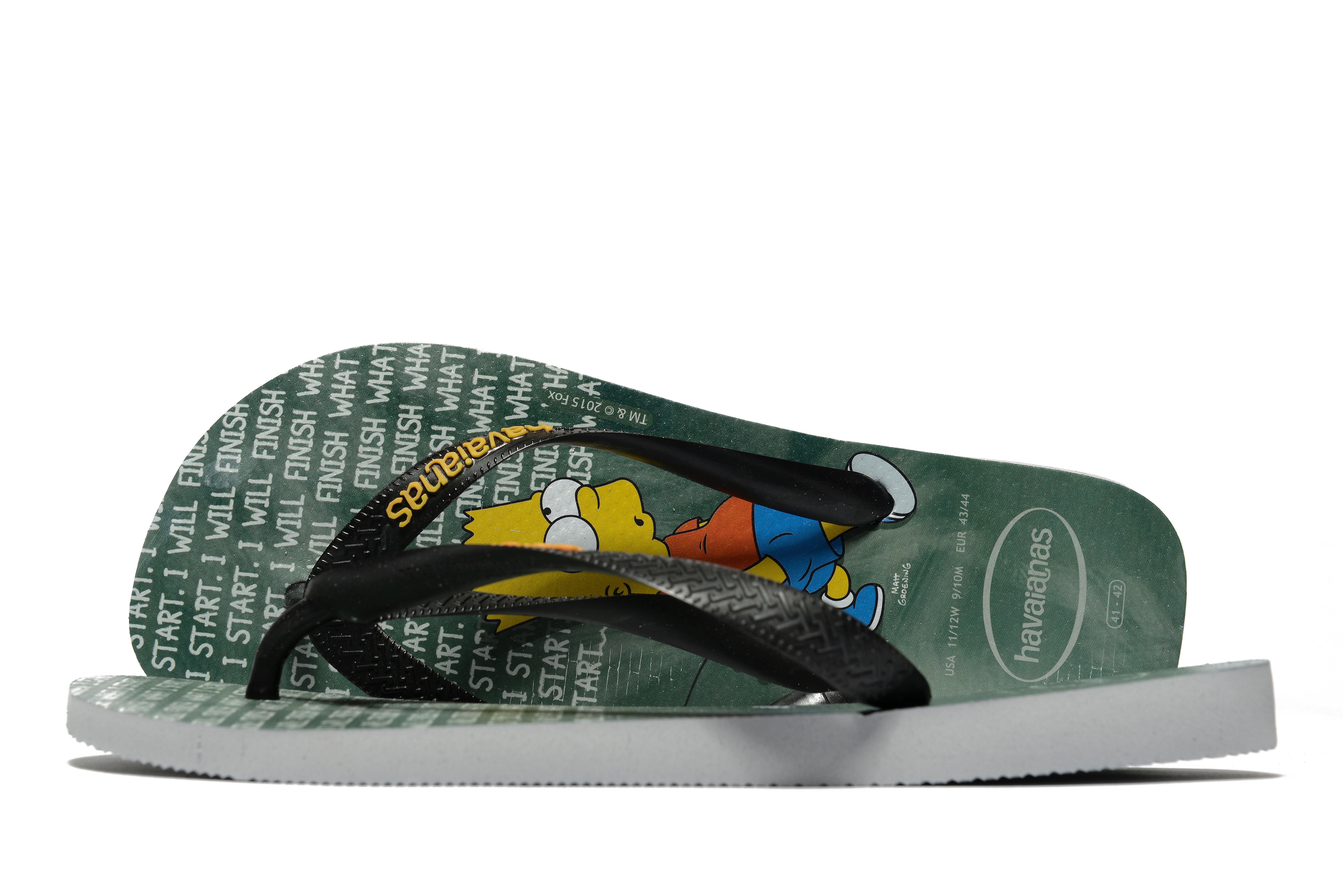 Havaianas Simpsons Flip Flops