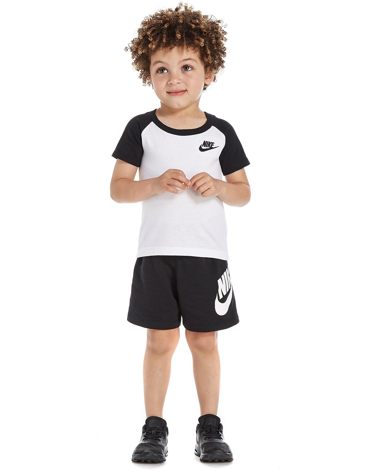 Nike Sportswear T-Shirt + Shorts Set Infant