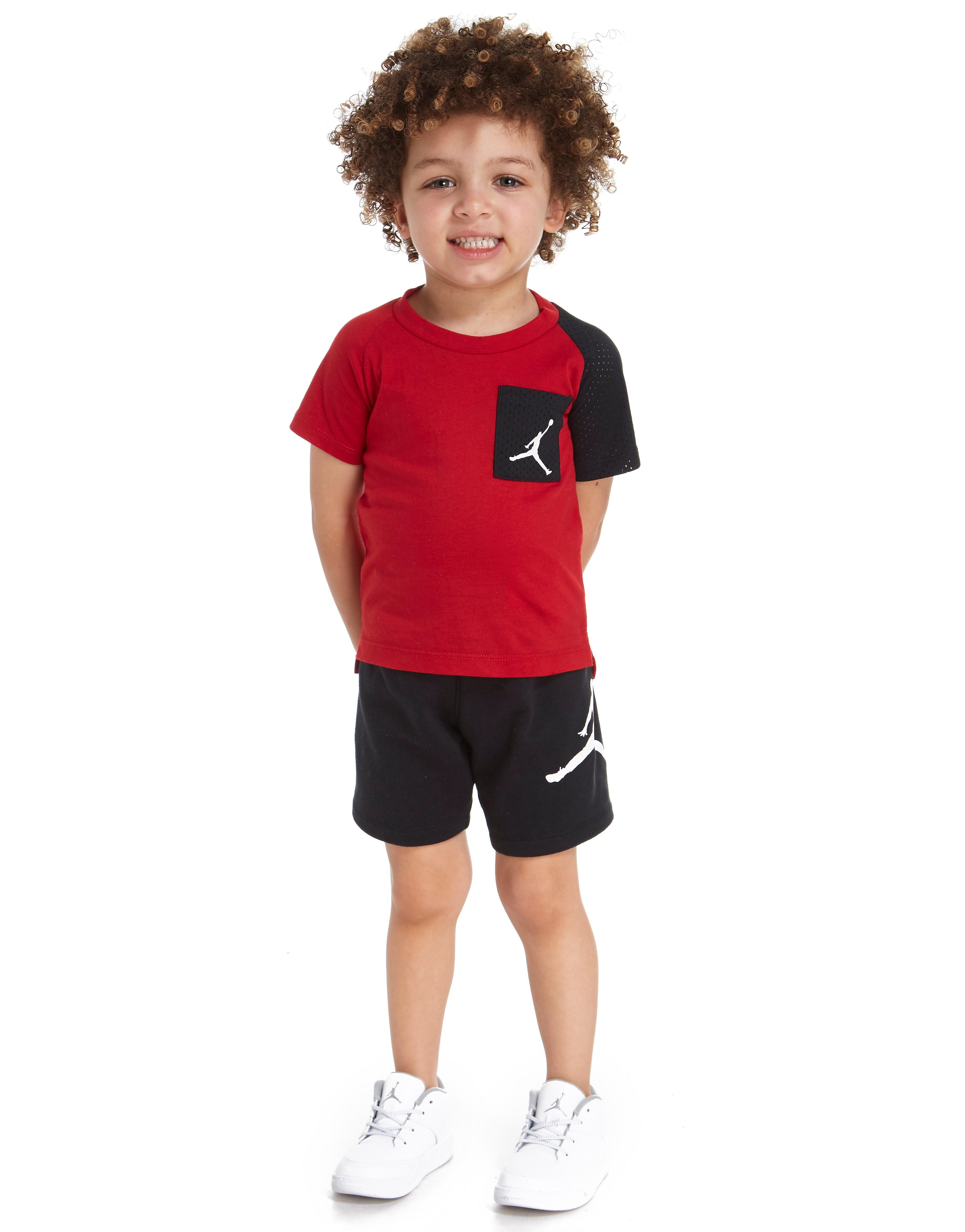Jordan Air T-Shirt and Short Set Infant