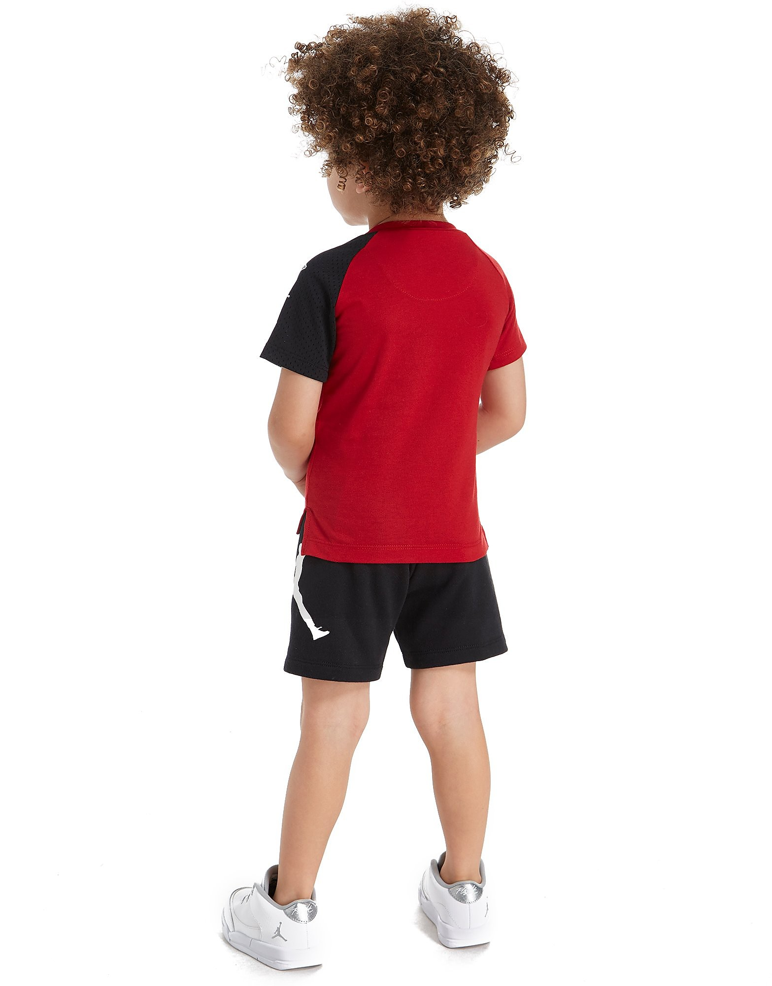 Jordan Air T-Shirt and Short Set Infants