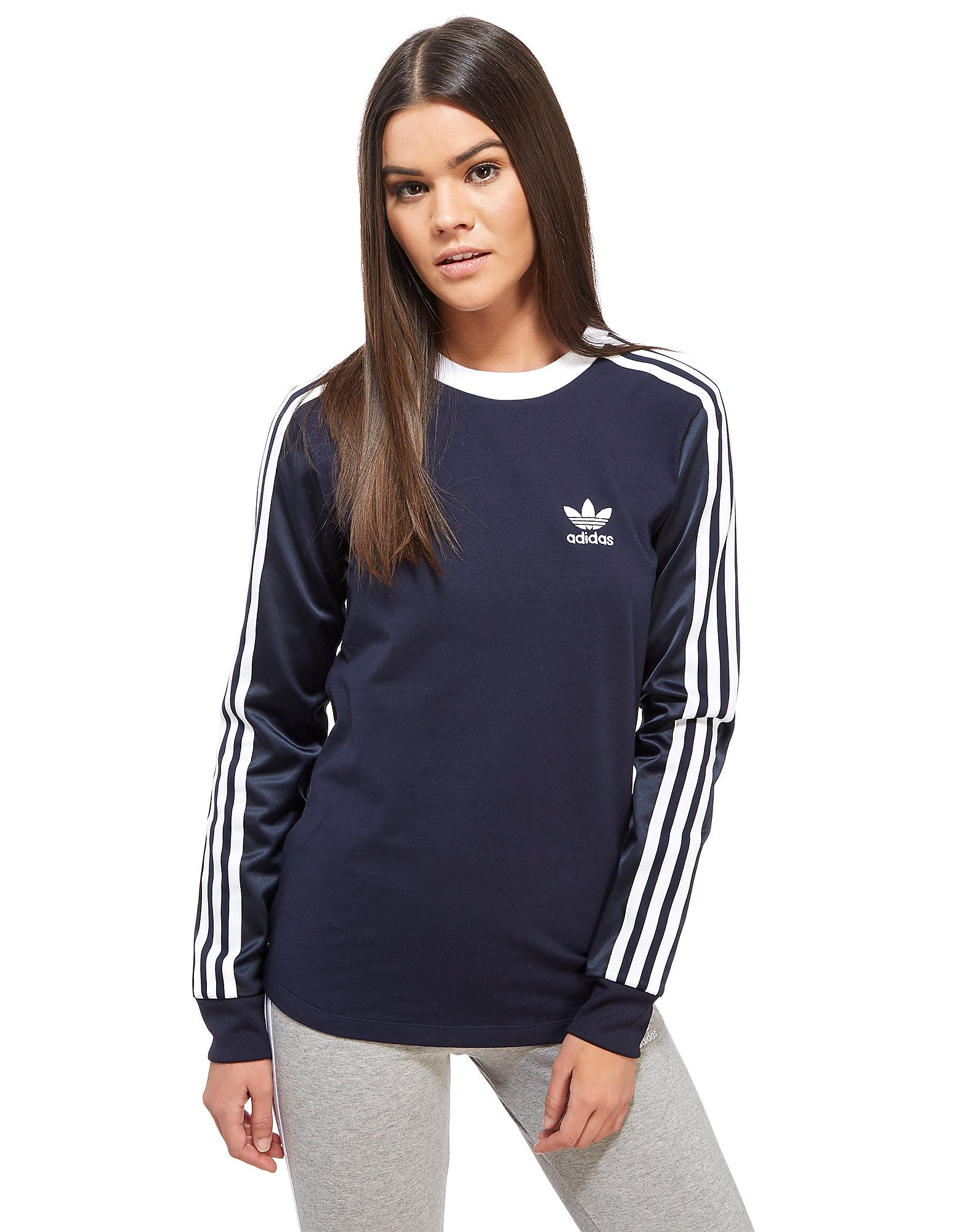 adidas Originals California Long-Sleeved T-Shirt