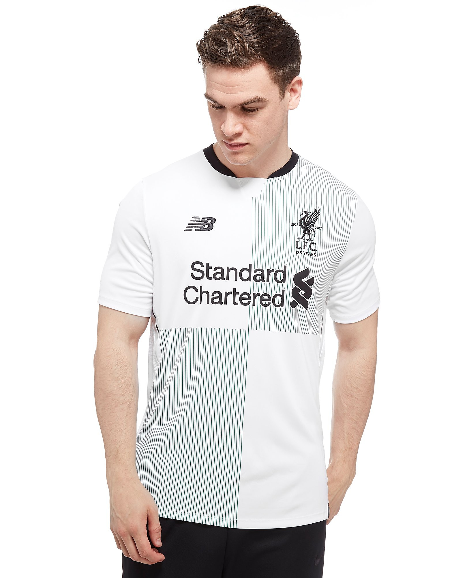New Balance Liverpool FC 2017/18 Away Shirt