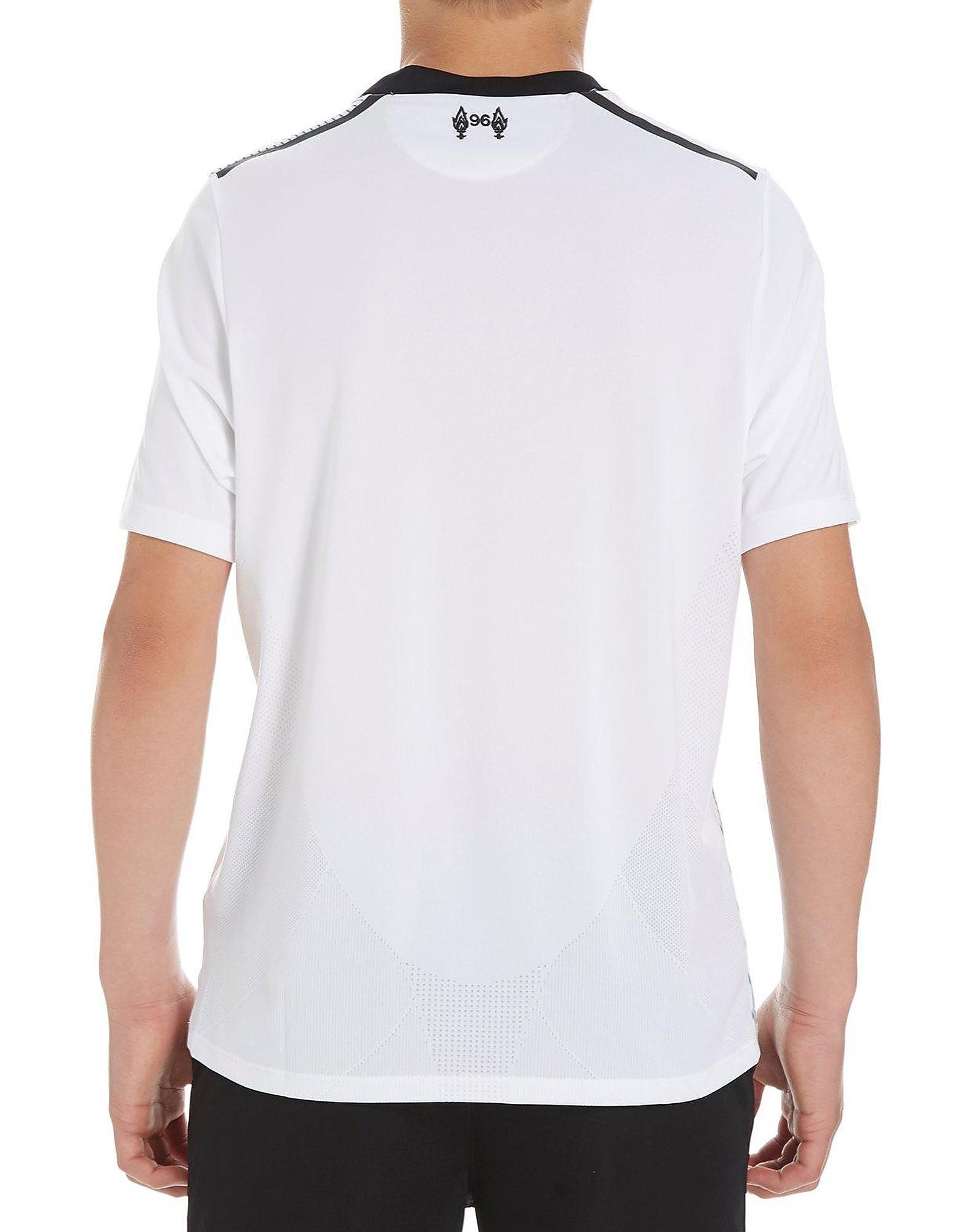 New Balance Liverpool FC 2017/18 Away Shirt Junior