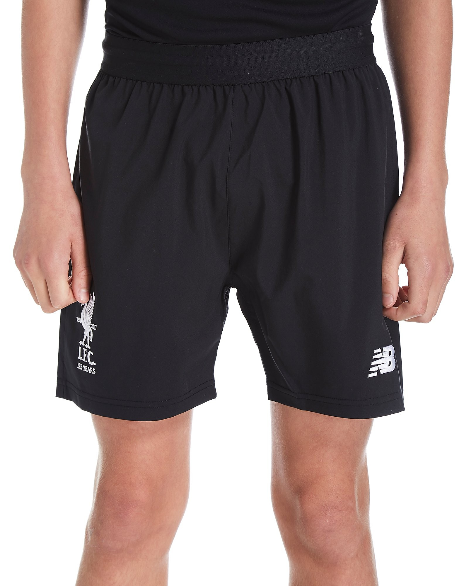 New Balance Liverpool FC 2017/18 Away Shorts Junior