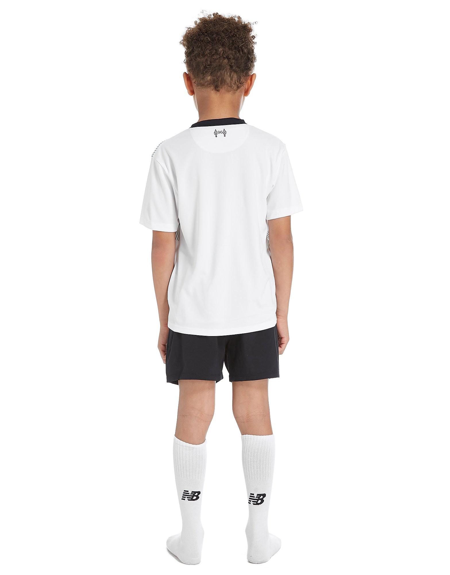 New Balance Liverpool FC 2017/18 Away Kit Children
