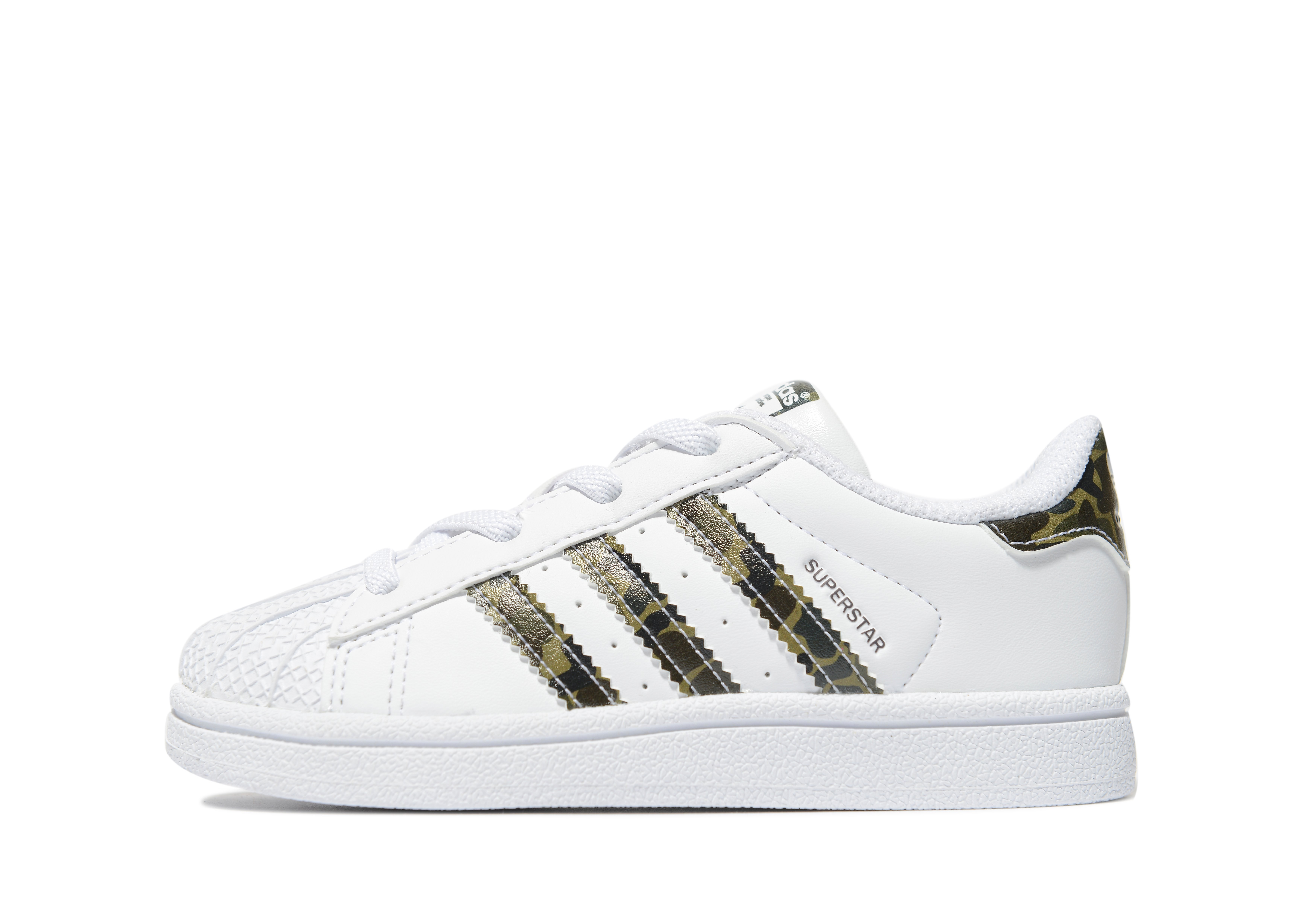 adidas Originals Superstar Camo Infant