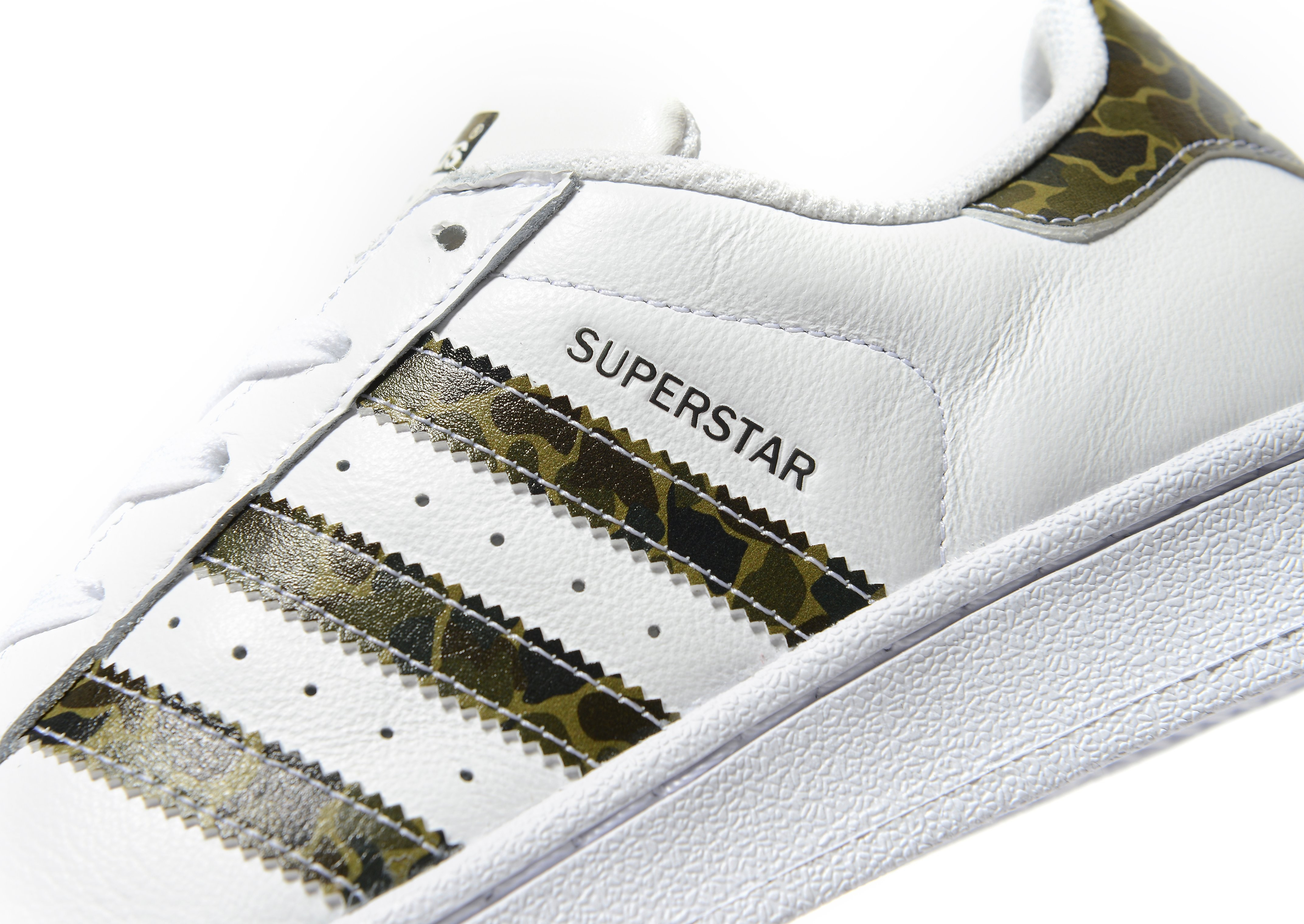 adidas Originals Superstar Camo Junior