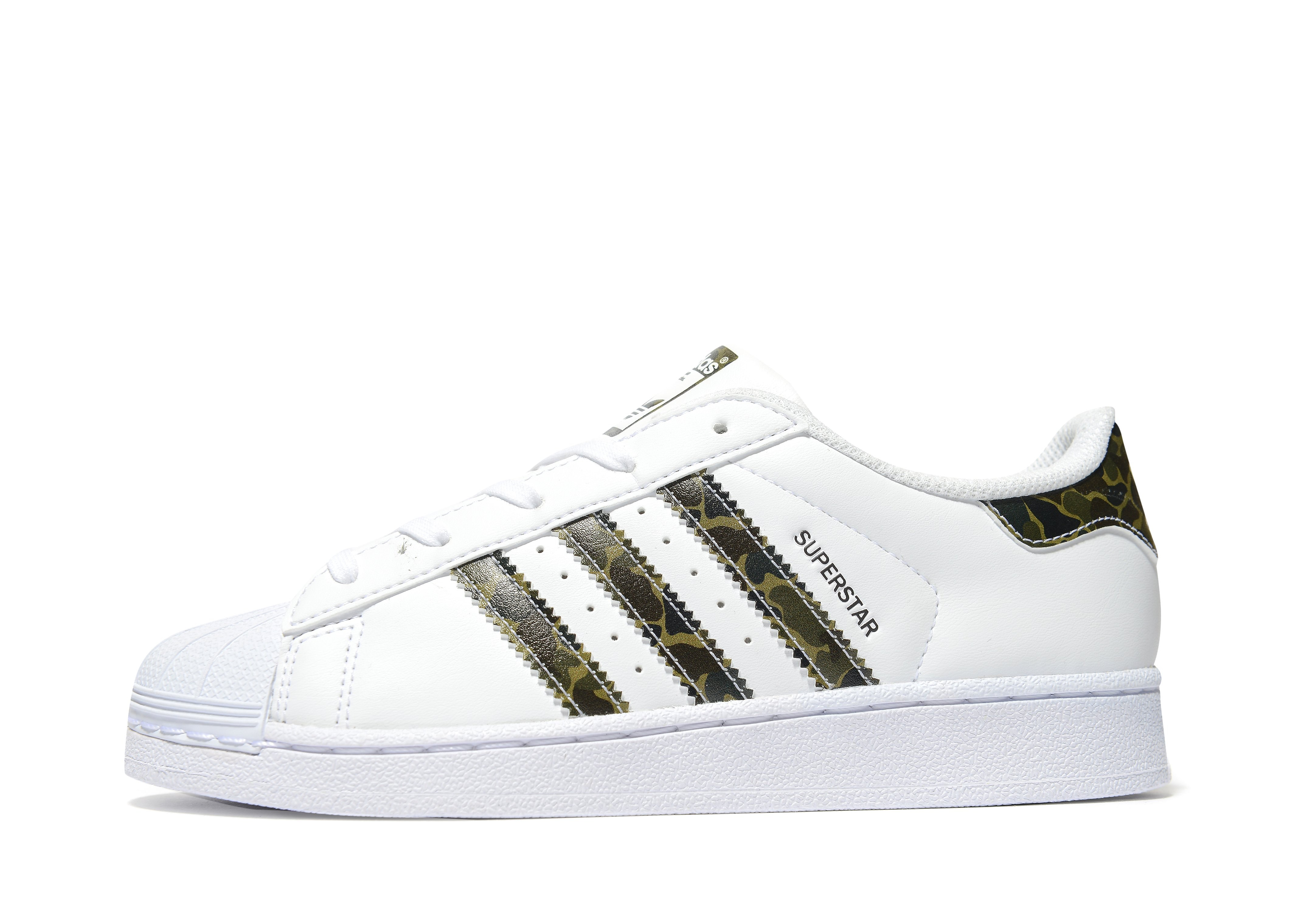 adidas Originals Superstar Camo Children