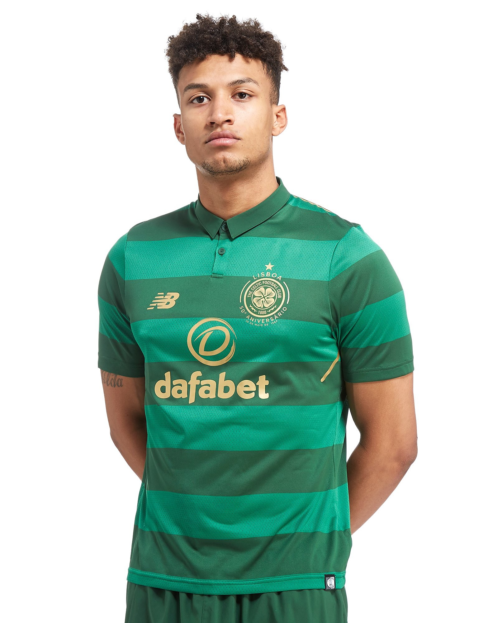 New Balance Celtic FC 2017/18 Away Shirt