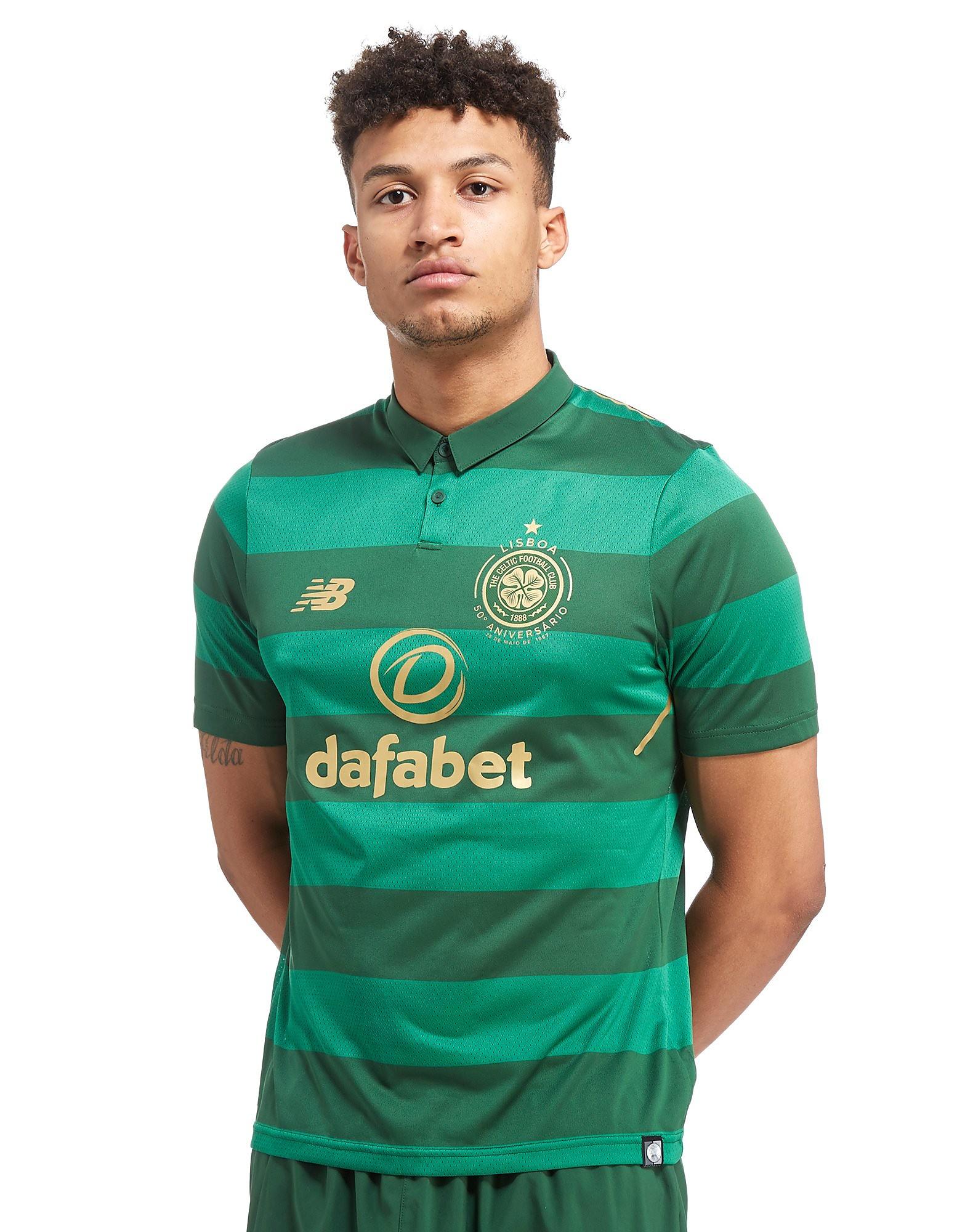 New Balance Celtic FC 2017/18 Away Shirt
