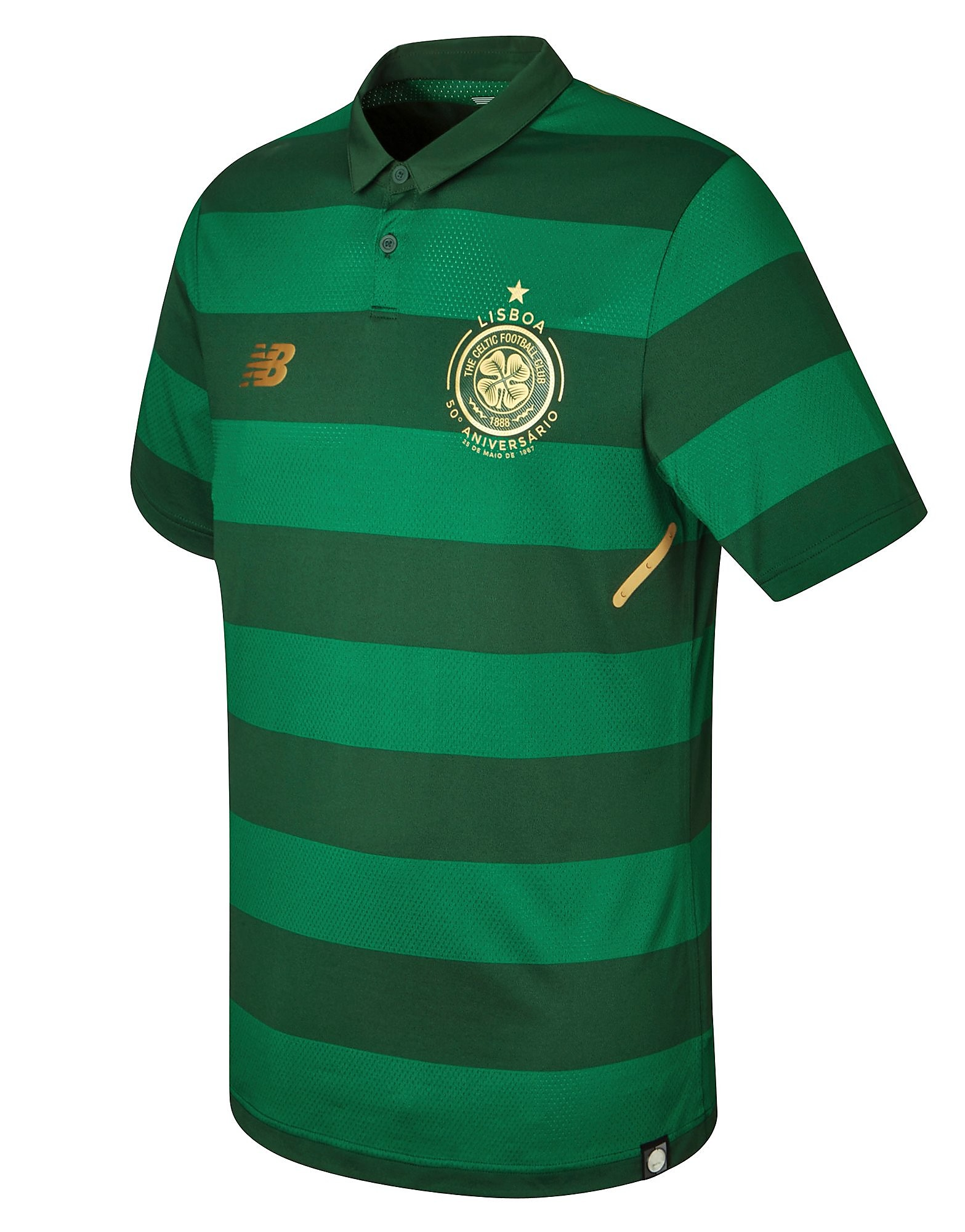 New Balance Maillot Celtic FC 2017/18 Extérieur Junior