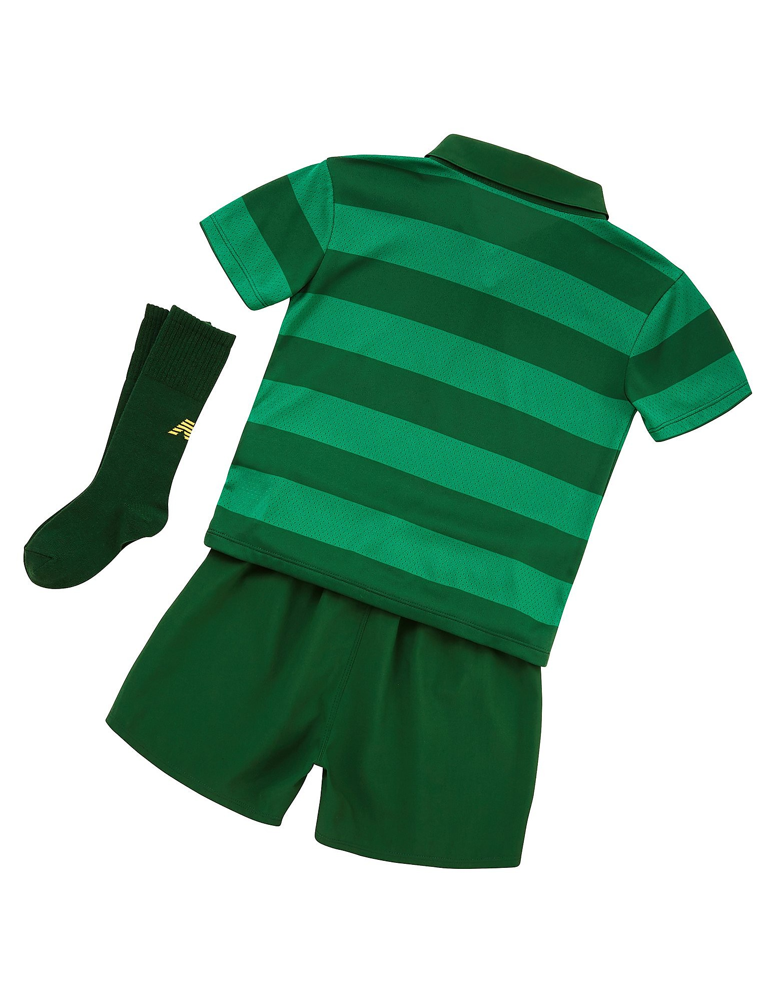 New Balance Celtic FC 2017/18 Away Kit Children