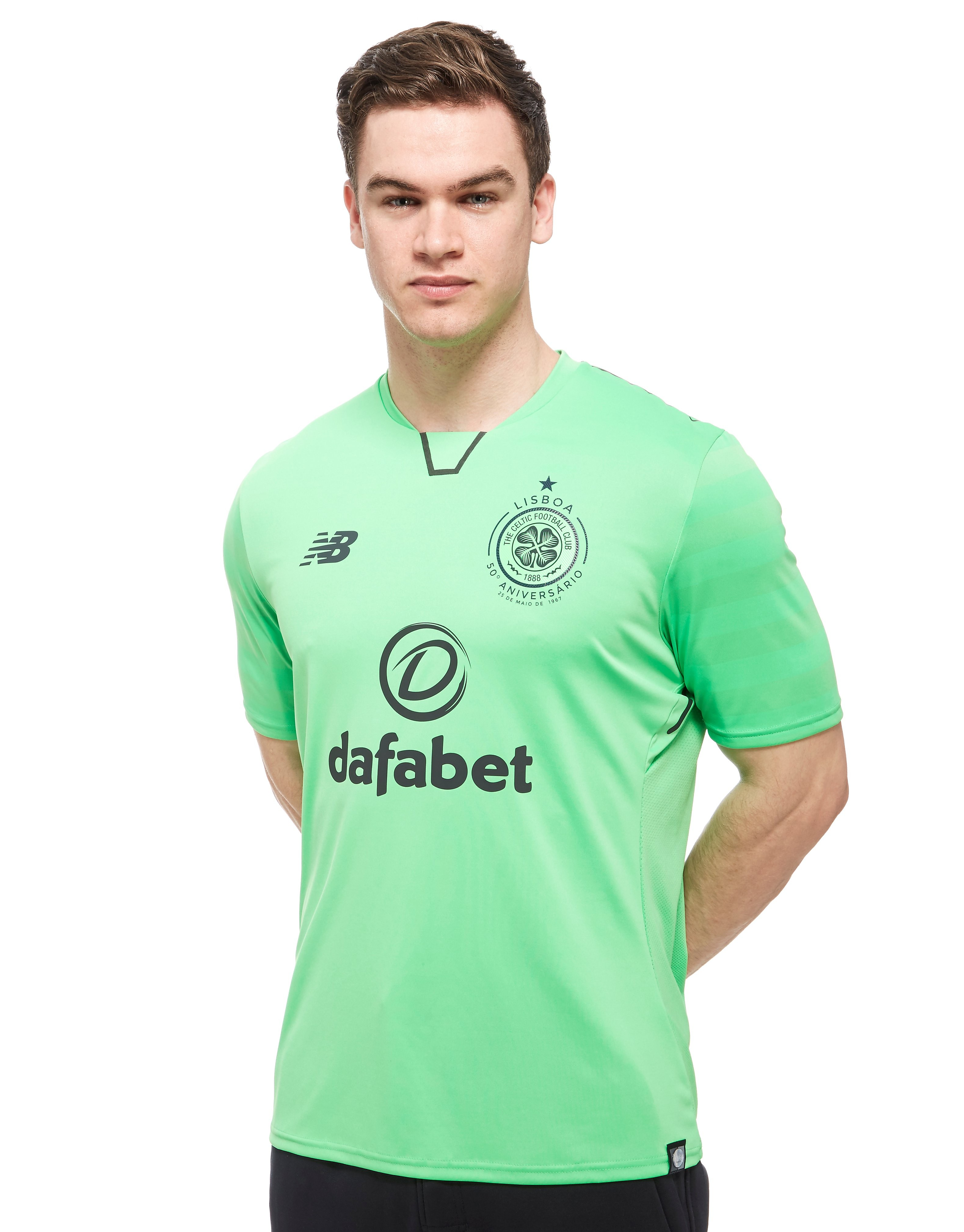 New Balance Celtic 2017/18 Third Shirt