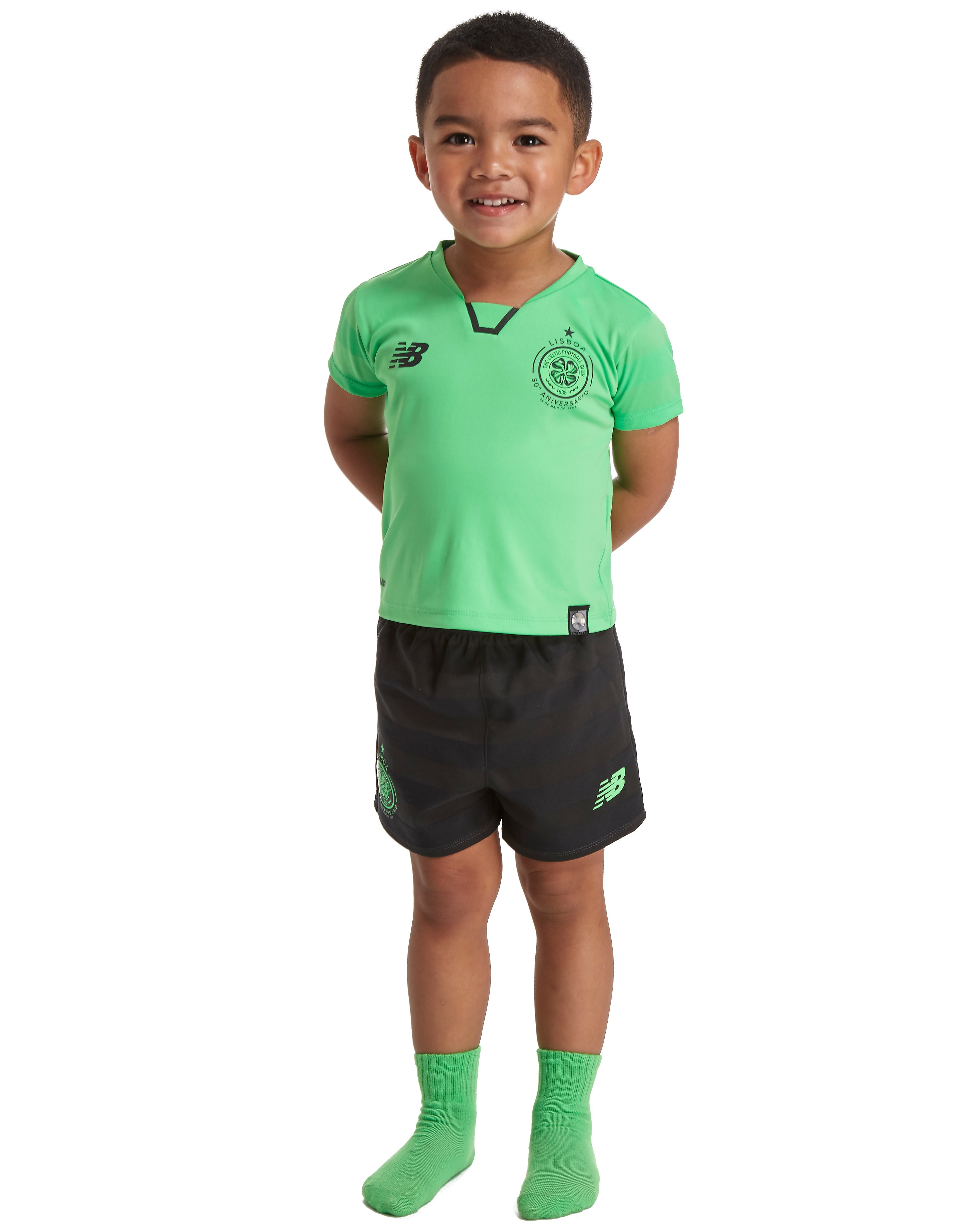 New Balance Celtic 2017/18 Third Kit Infant