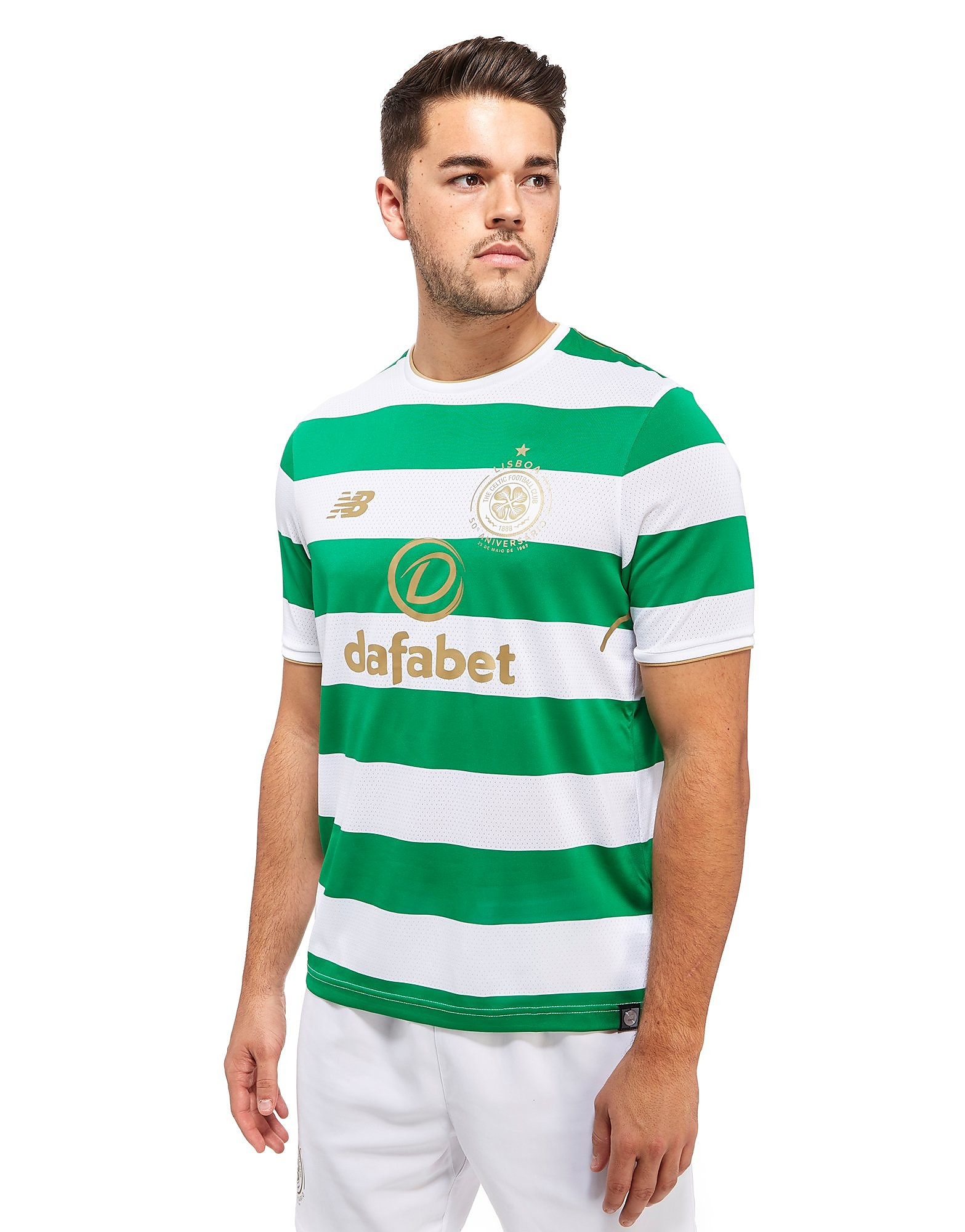 New Balance Celtic 2017/18 Home Shirt