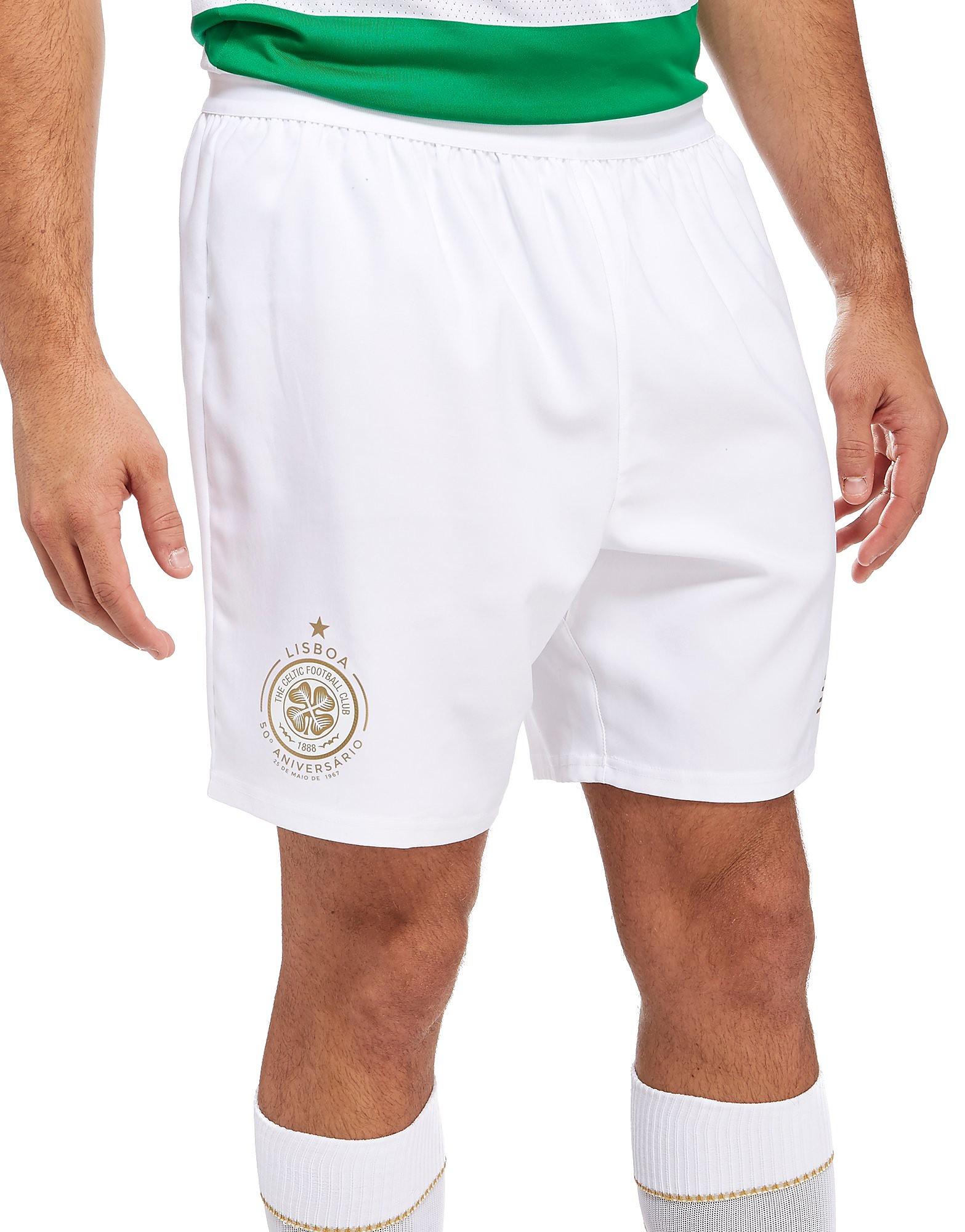 New Balance Celtic FC 2017/18 Home Shorts