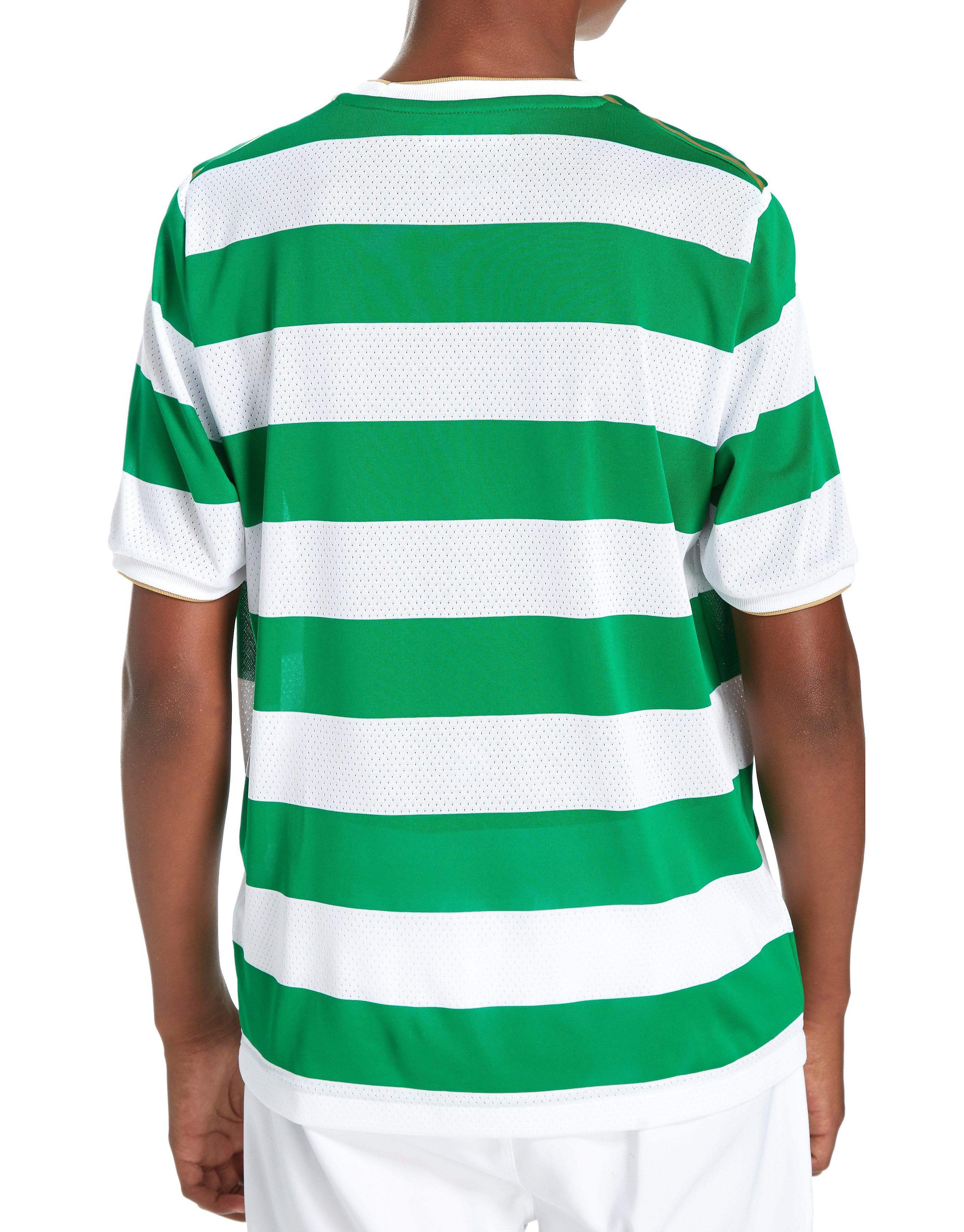New Balance Celtic FC 2017/18 Home Shirt Junior