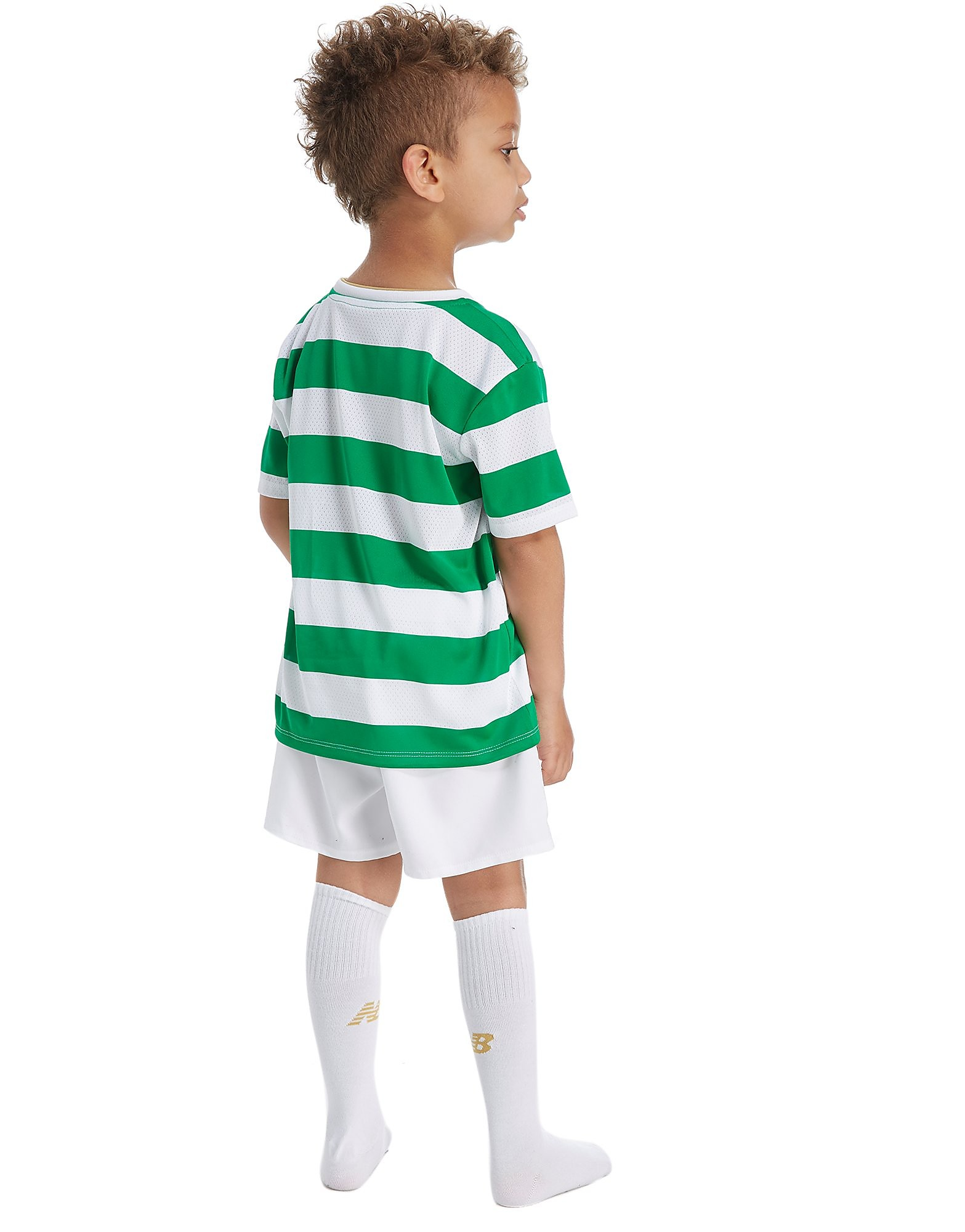 New Balance Celtic FC 2017/18 Home Kit Children
