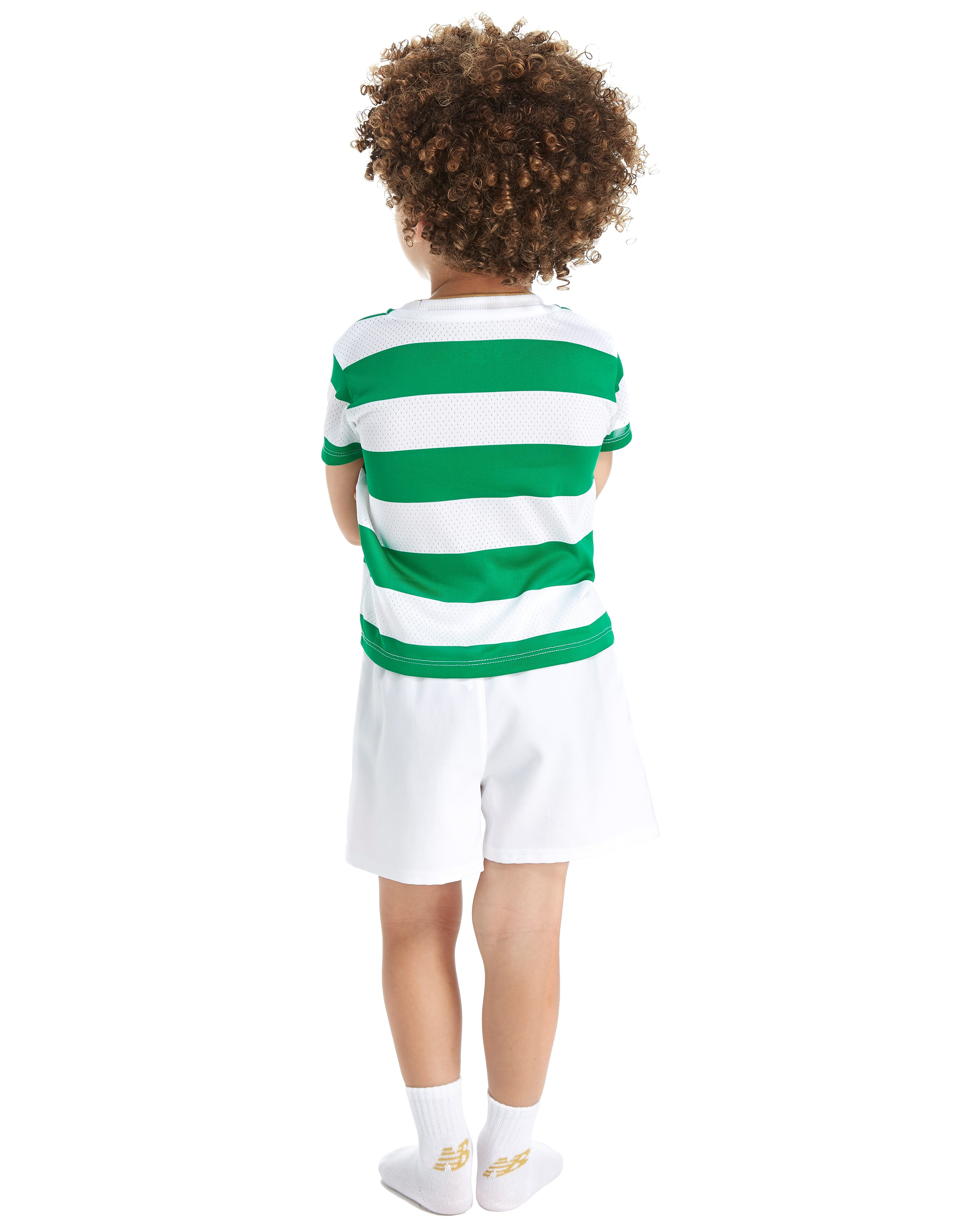 New Balance Celtic FC 2017/18 Home Kit Infant