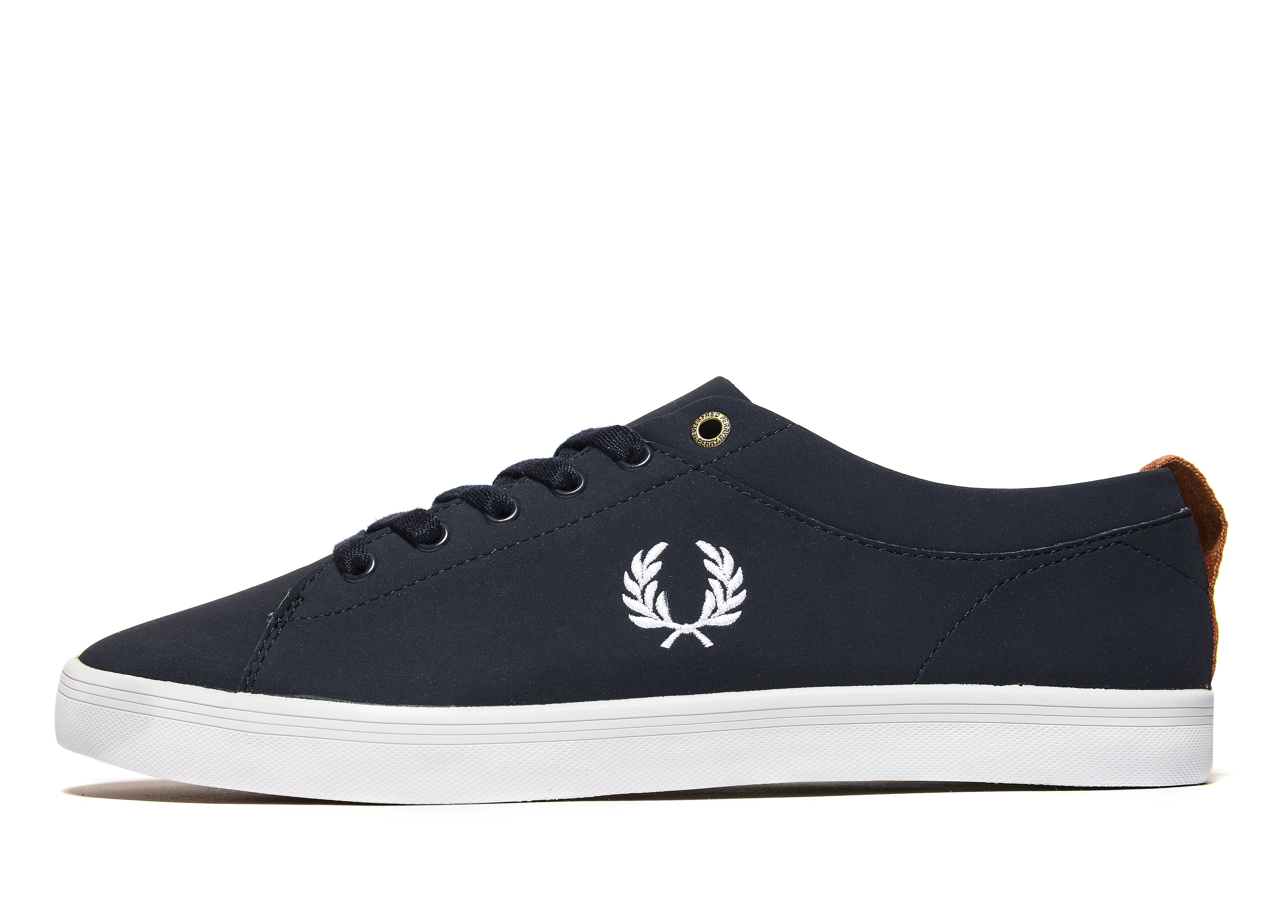 Fred Perry Hallam Nubuck Homme