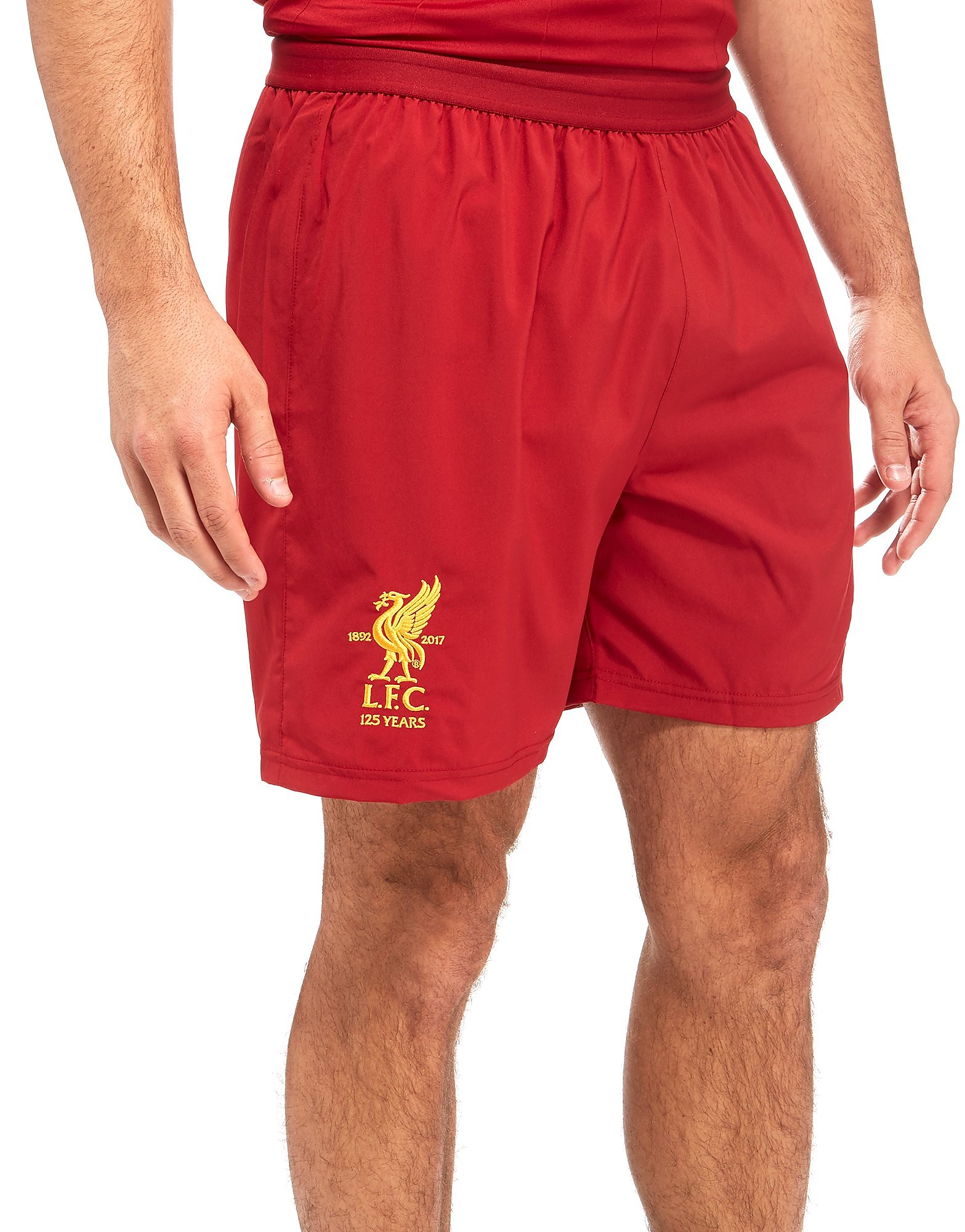 New Balance Liverpool FC 2017/18 Home Shorts