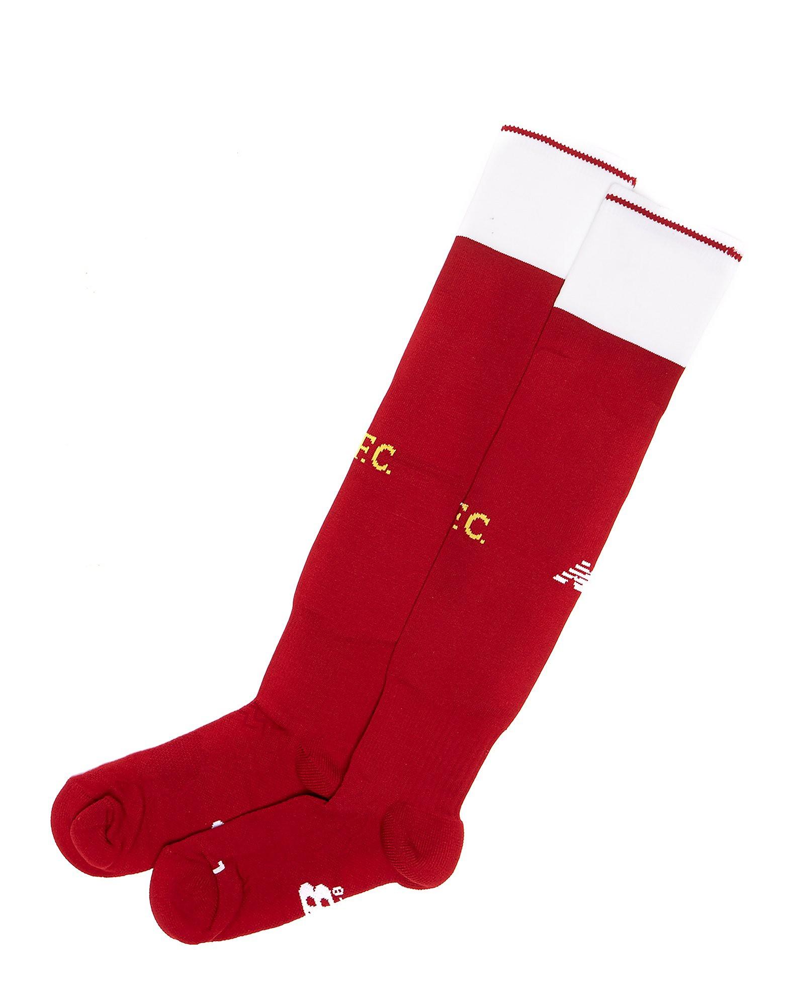 New Balance Liverpool FC 2017/18 Home Socks