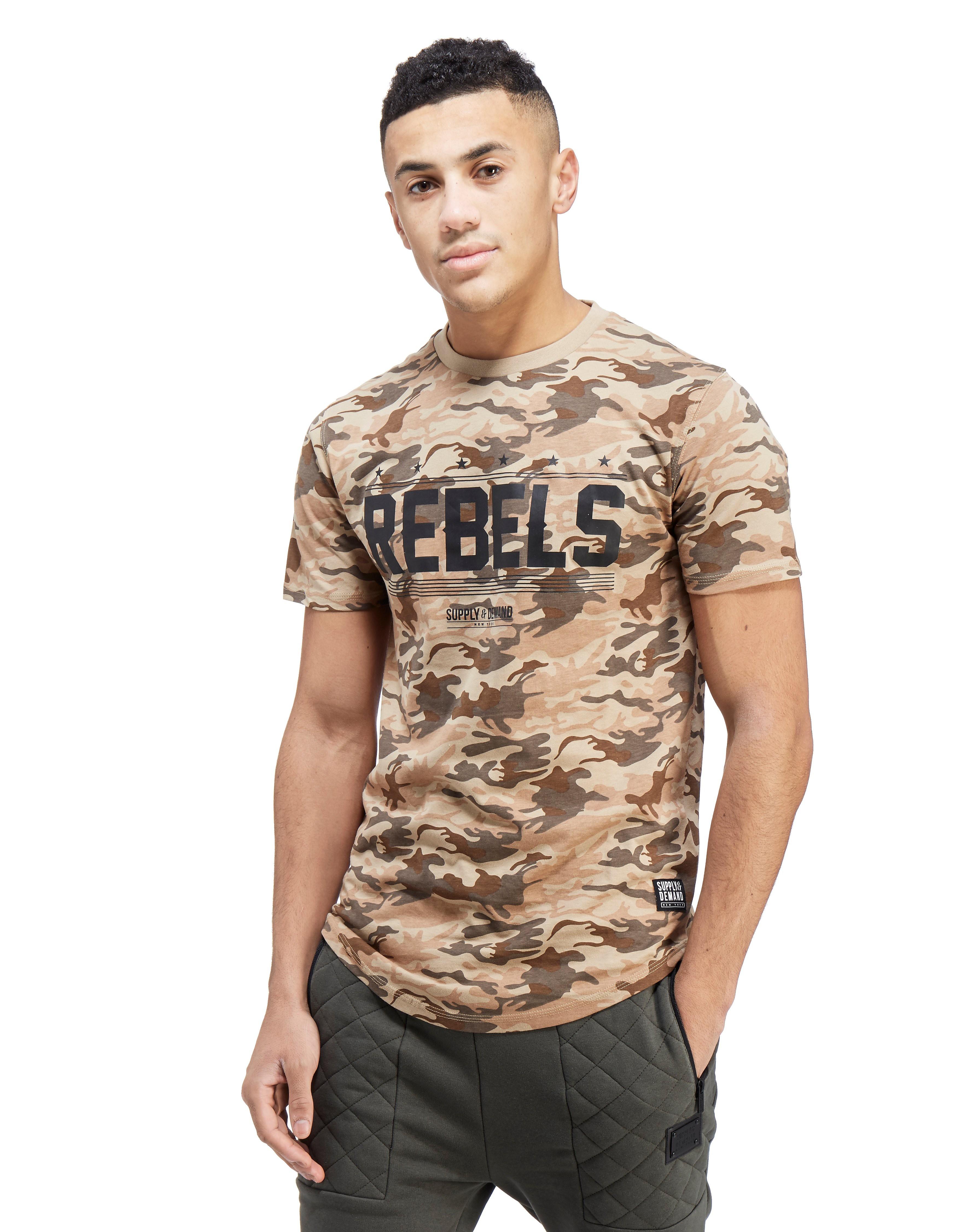 Supply & Demand Camiseta Duty