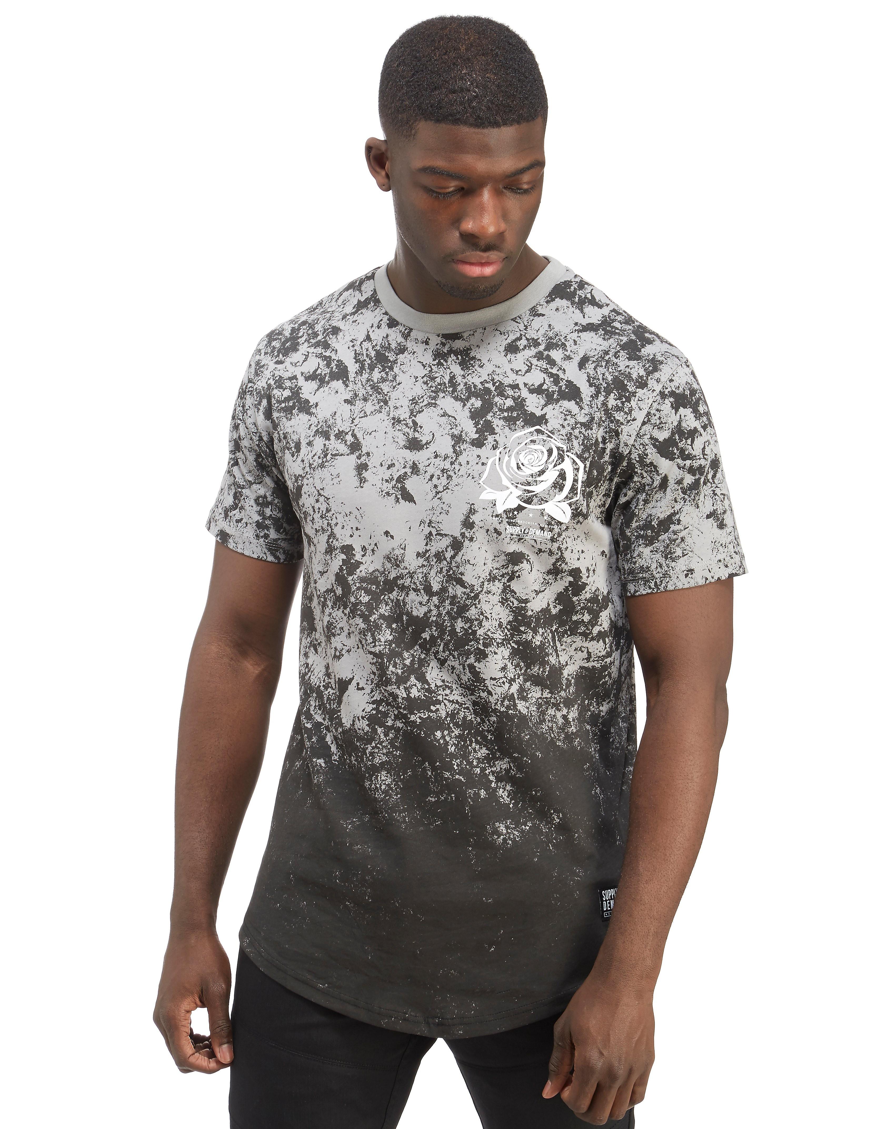 Supply & Demand Grunge T-Shirt