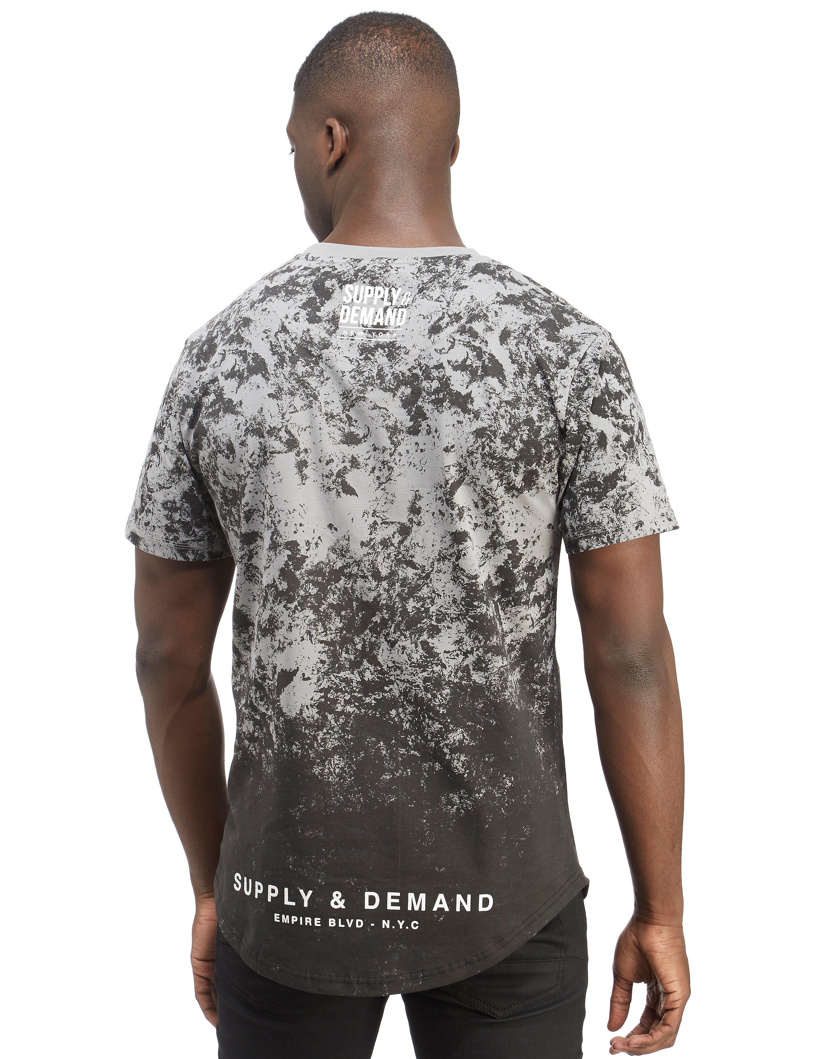 Supply & Demand Grunge T-Shirt