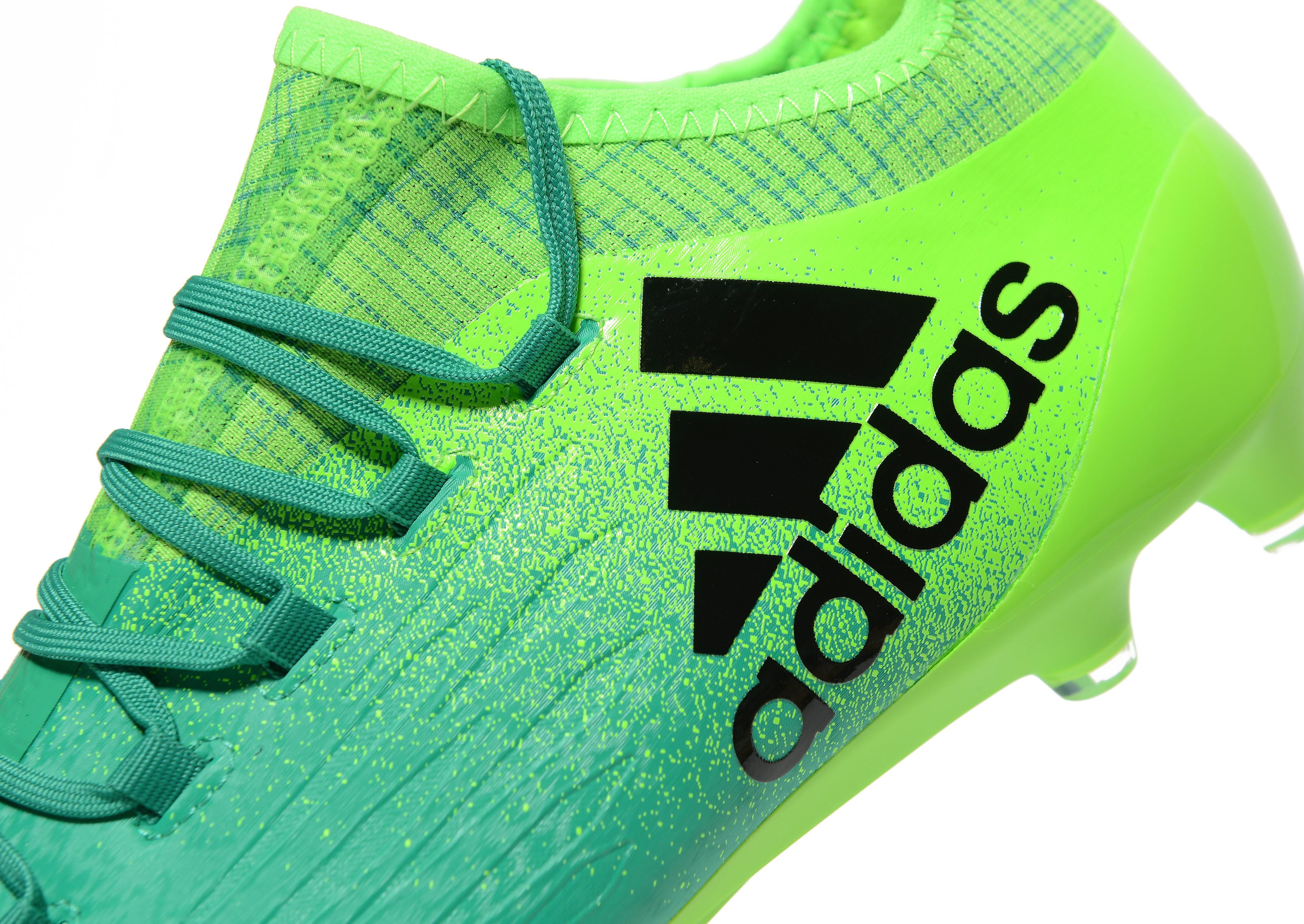 adidas Turbocharged X 16.1 FG