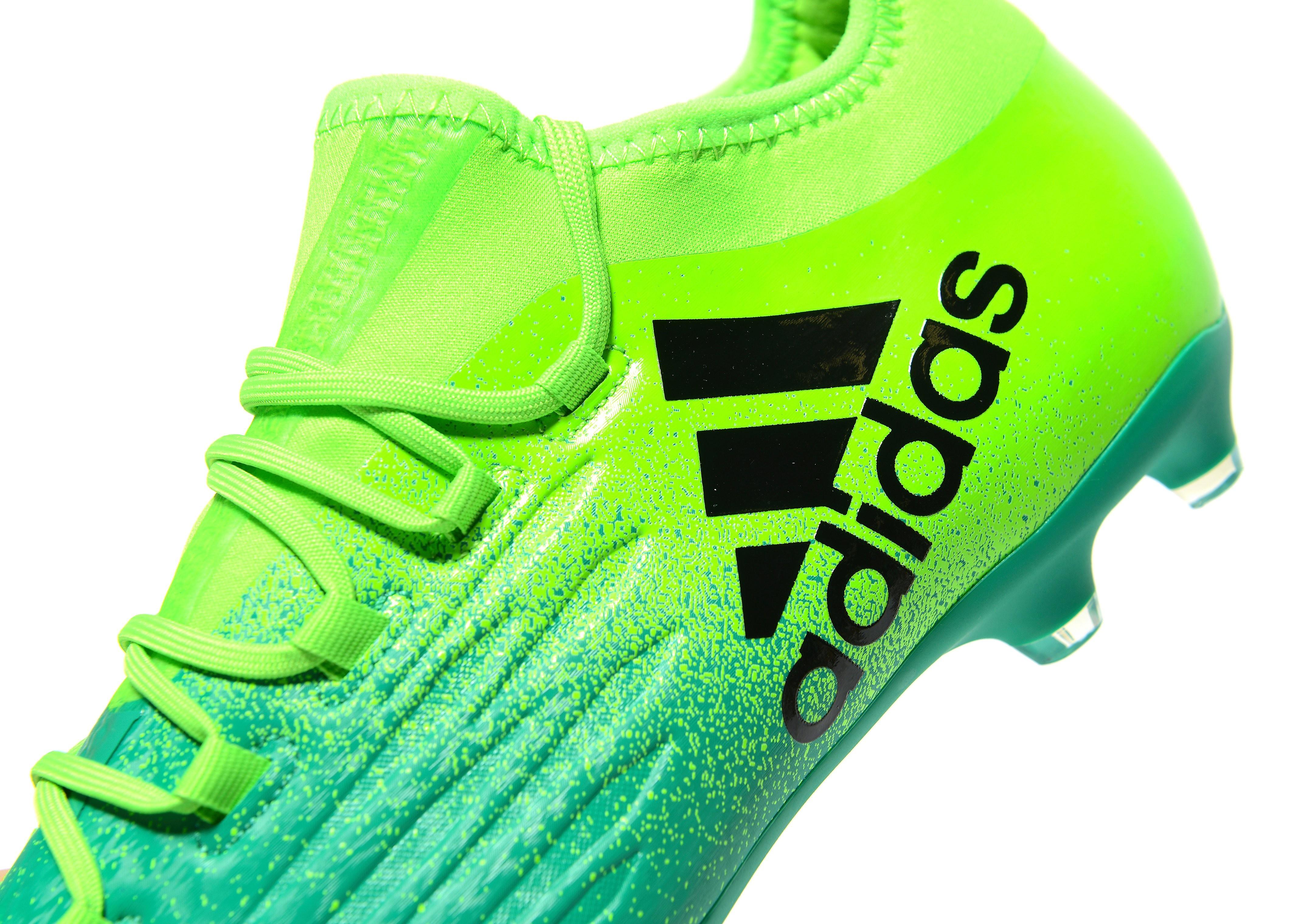 adidas Turbocharged X 16.2 FG