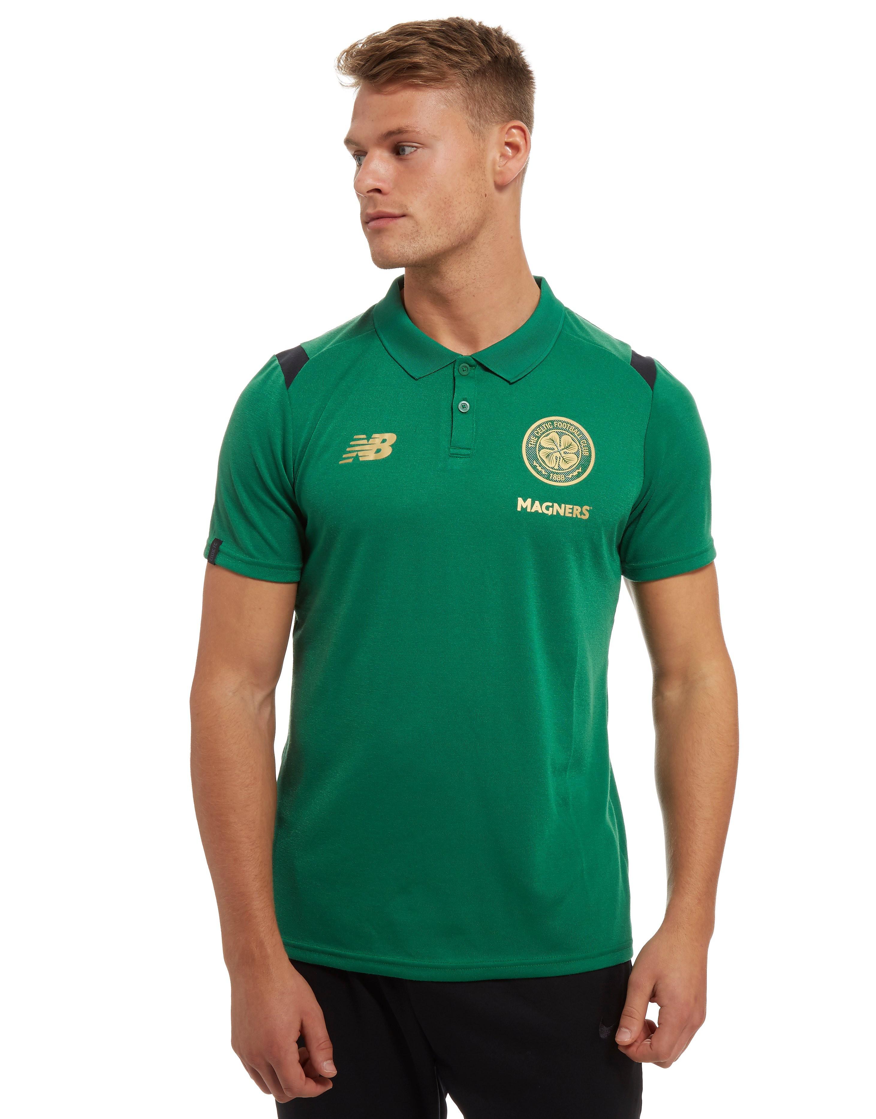 New Balance Celtic Polo Shirt PRE ORDER