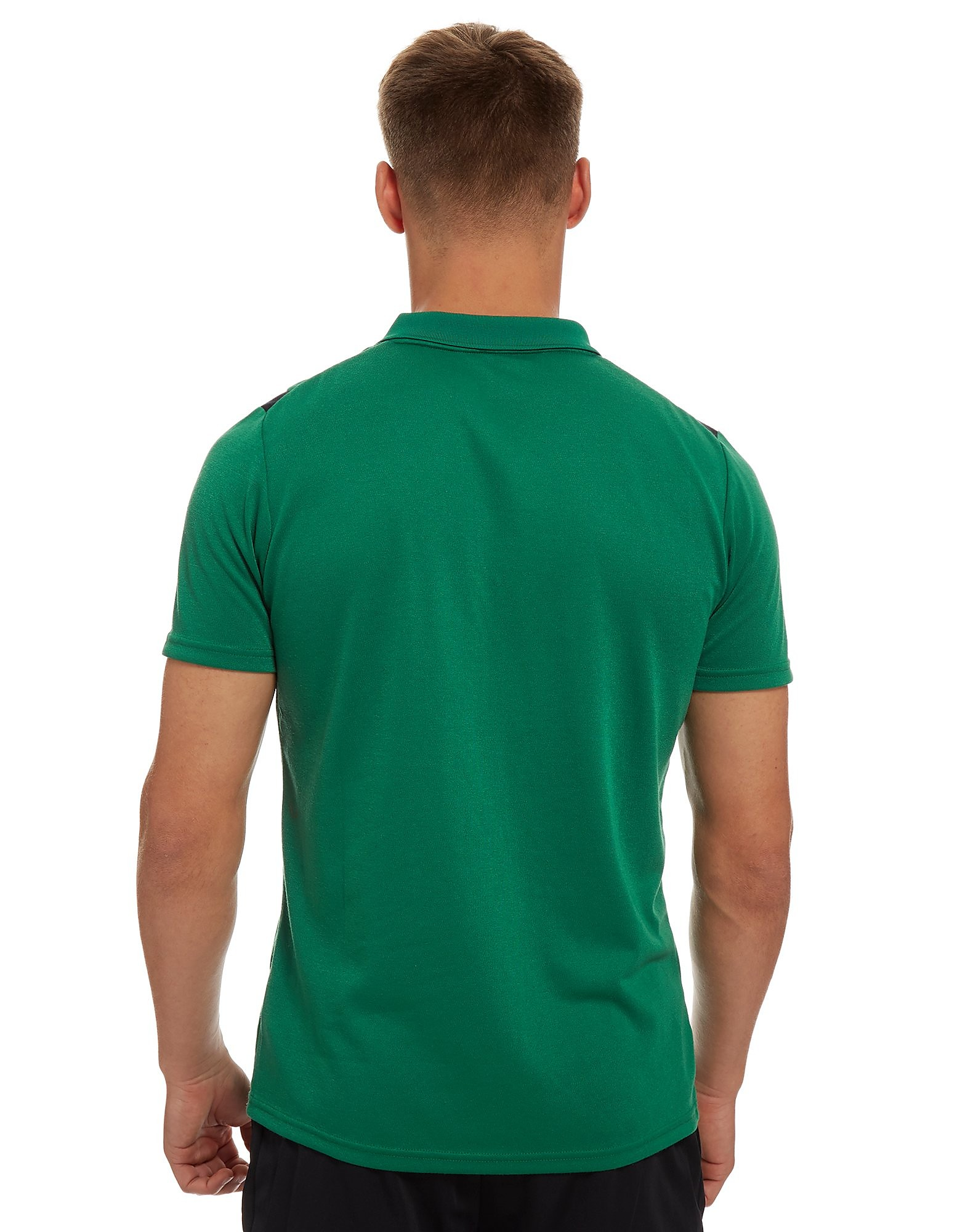 New Balance Celtic Polo Shirt Heren