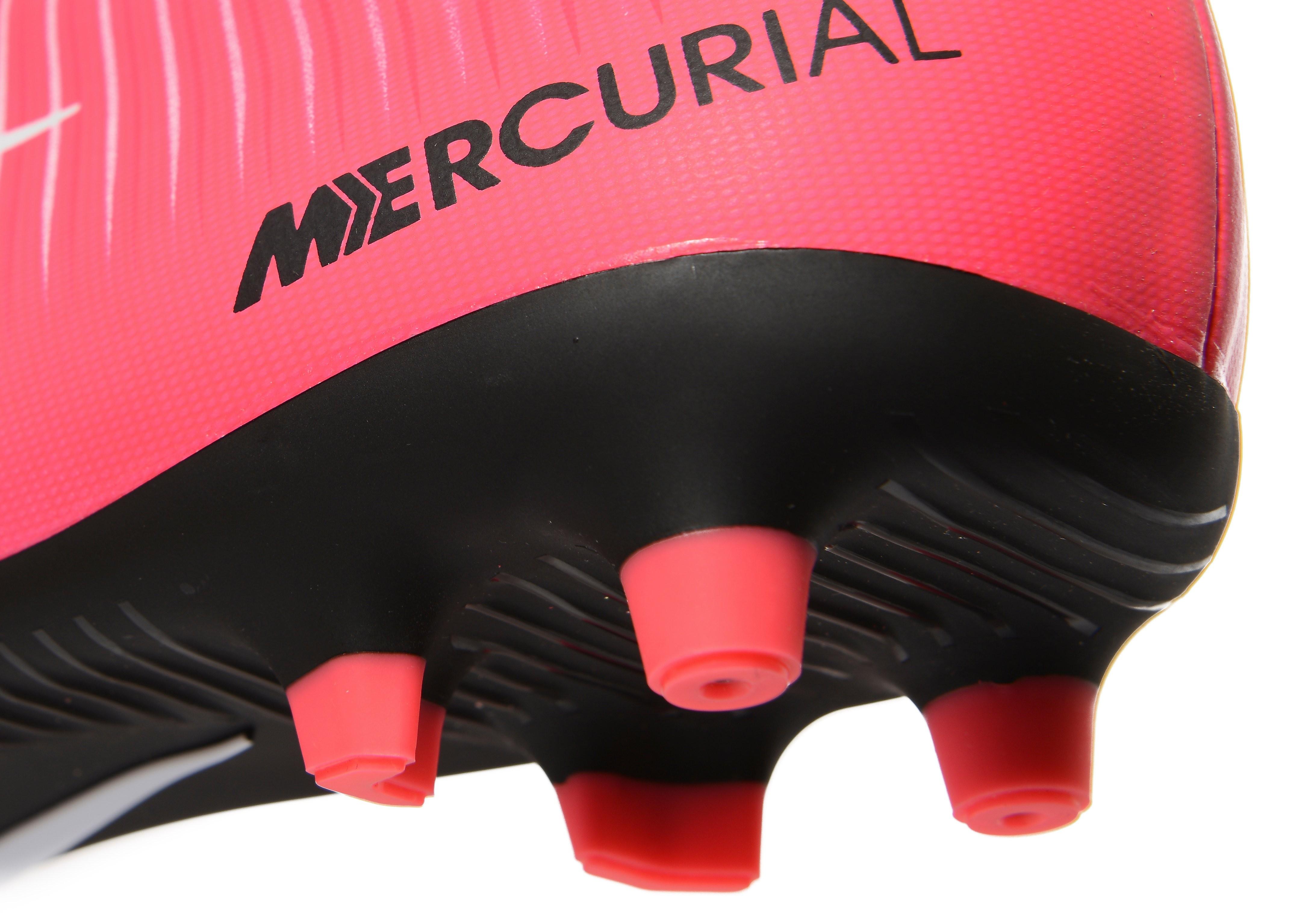 Nike Motion Blur Mercurial Victory VI FG