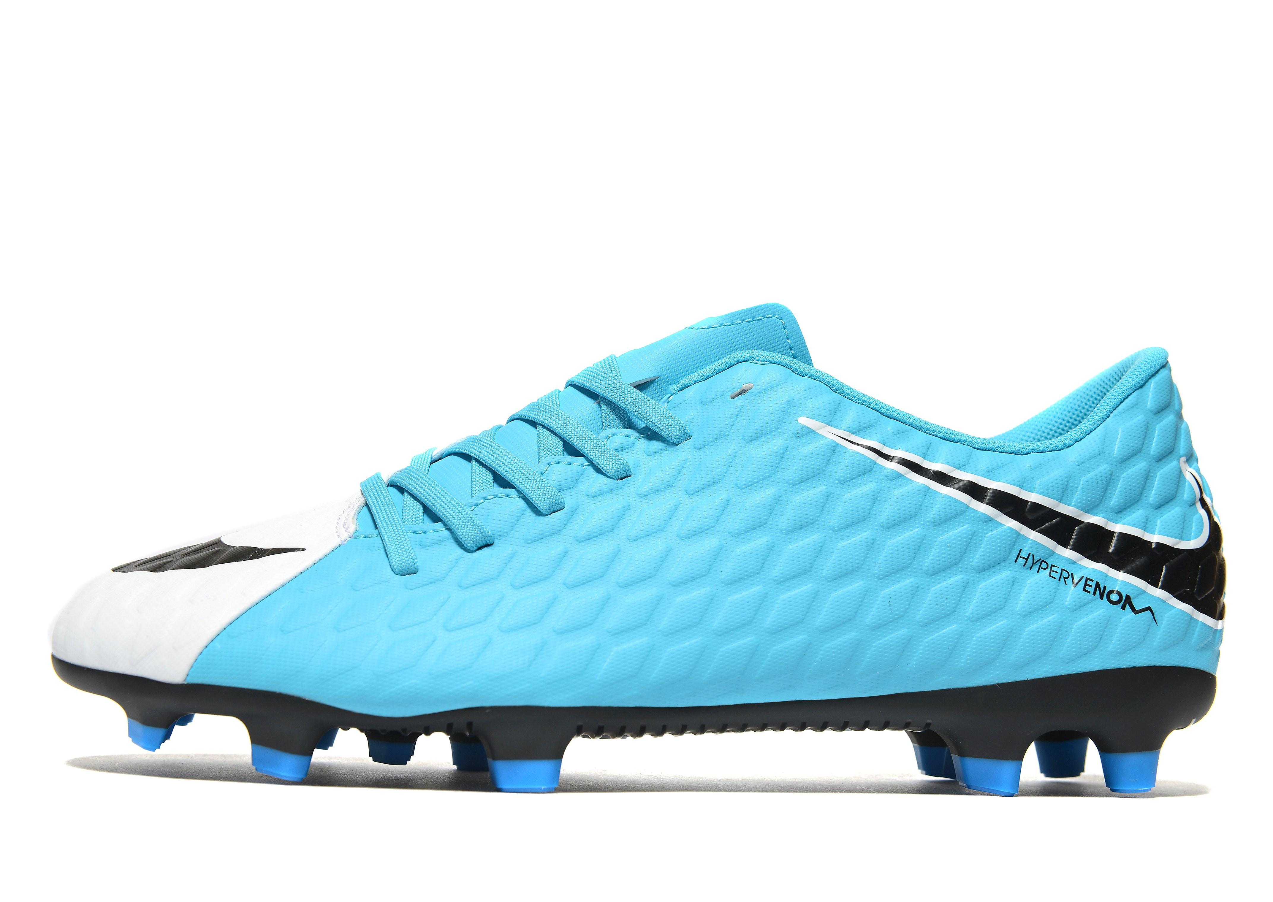 Nike Motion Blur Hypervenom Phade III FG-R Homme