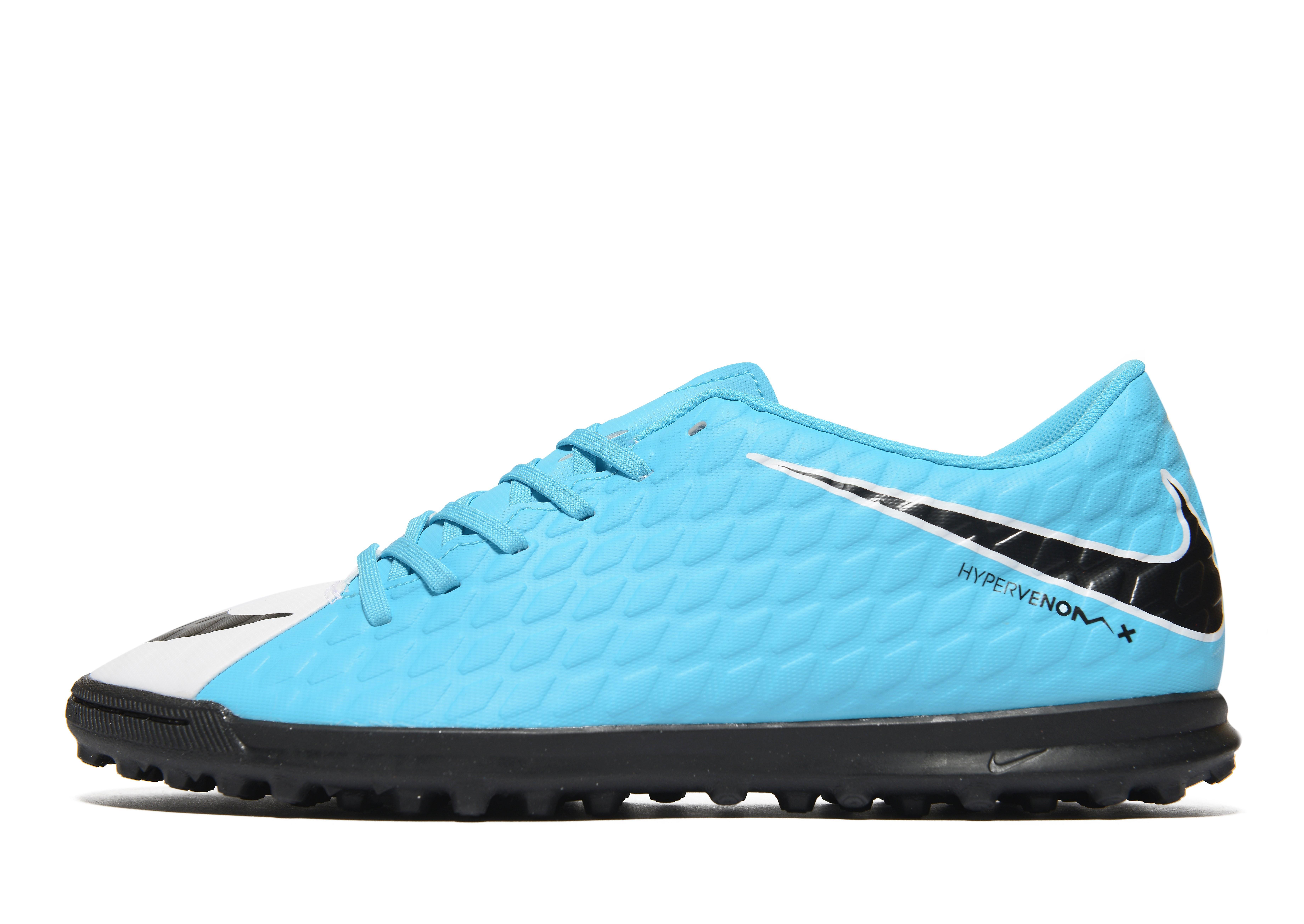 Nike Motion Blur Hypervenom Phade II TF Homme