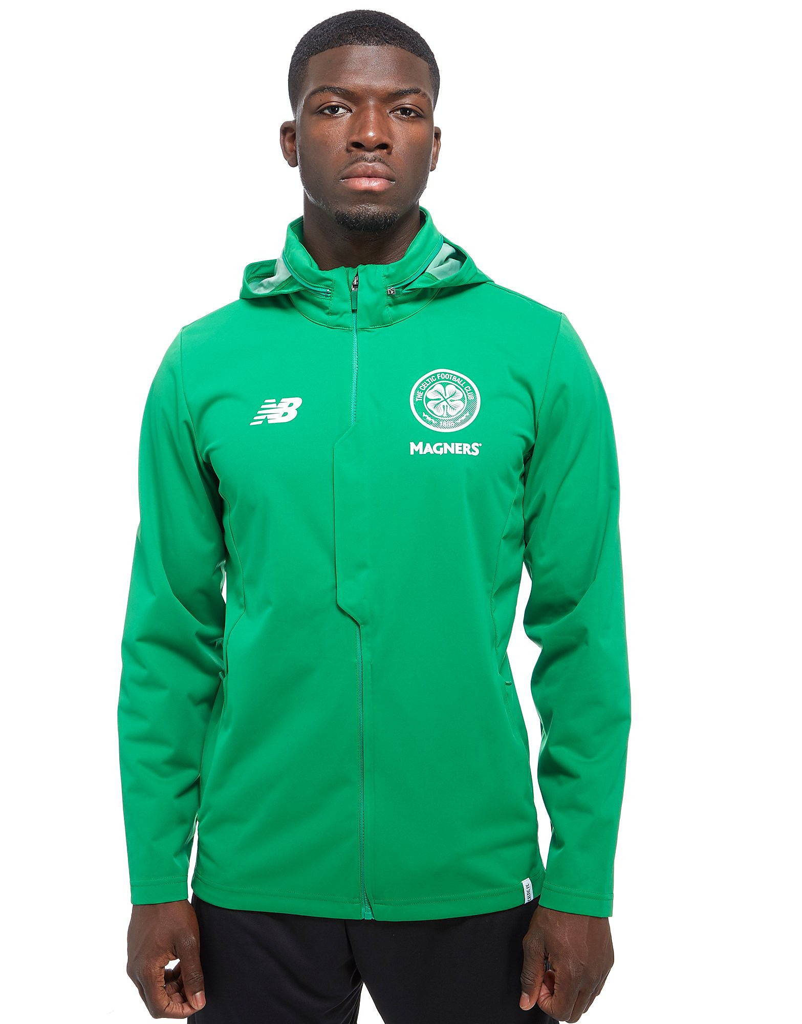 New Balance Celtic Rain Jacket