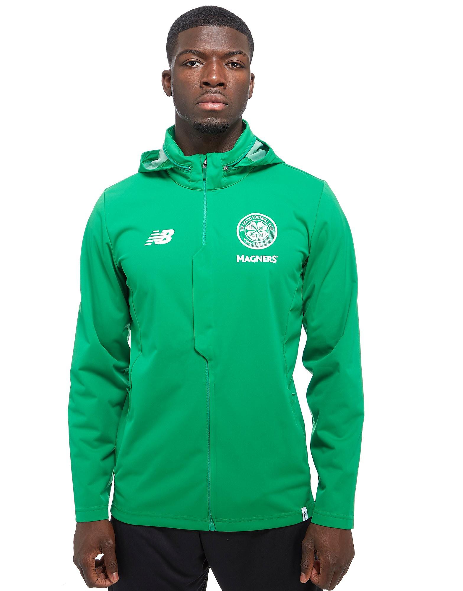 New Balance Celtic Rain Jacket