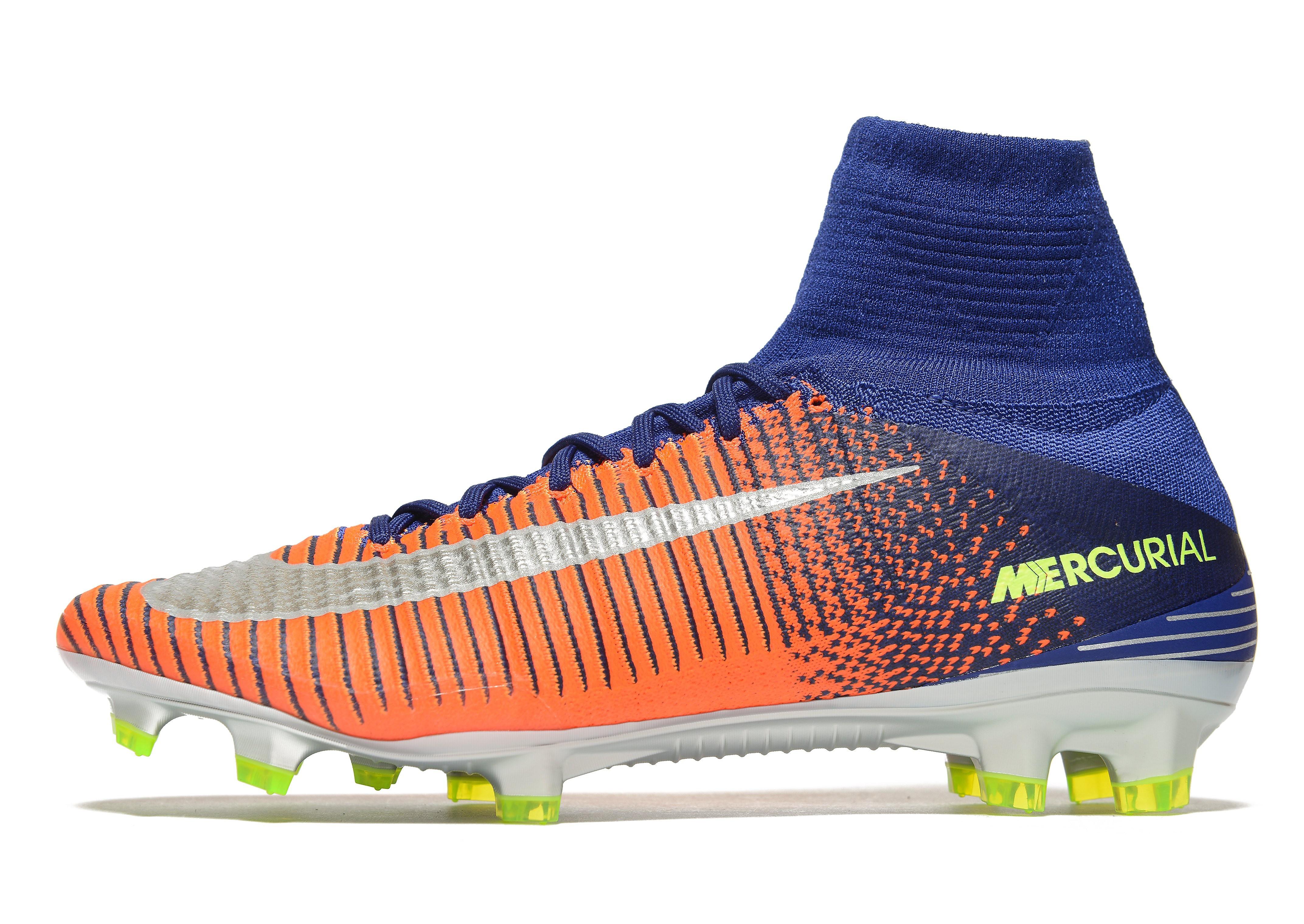 Nike Time To Shine Mercurial Superfly V FG