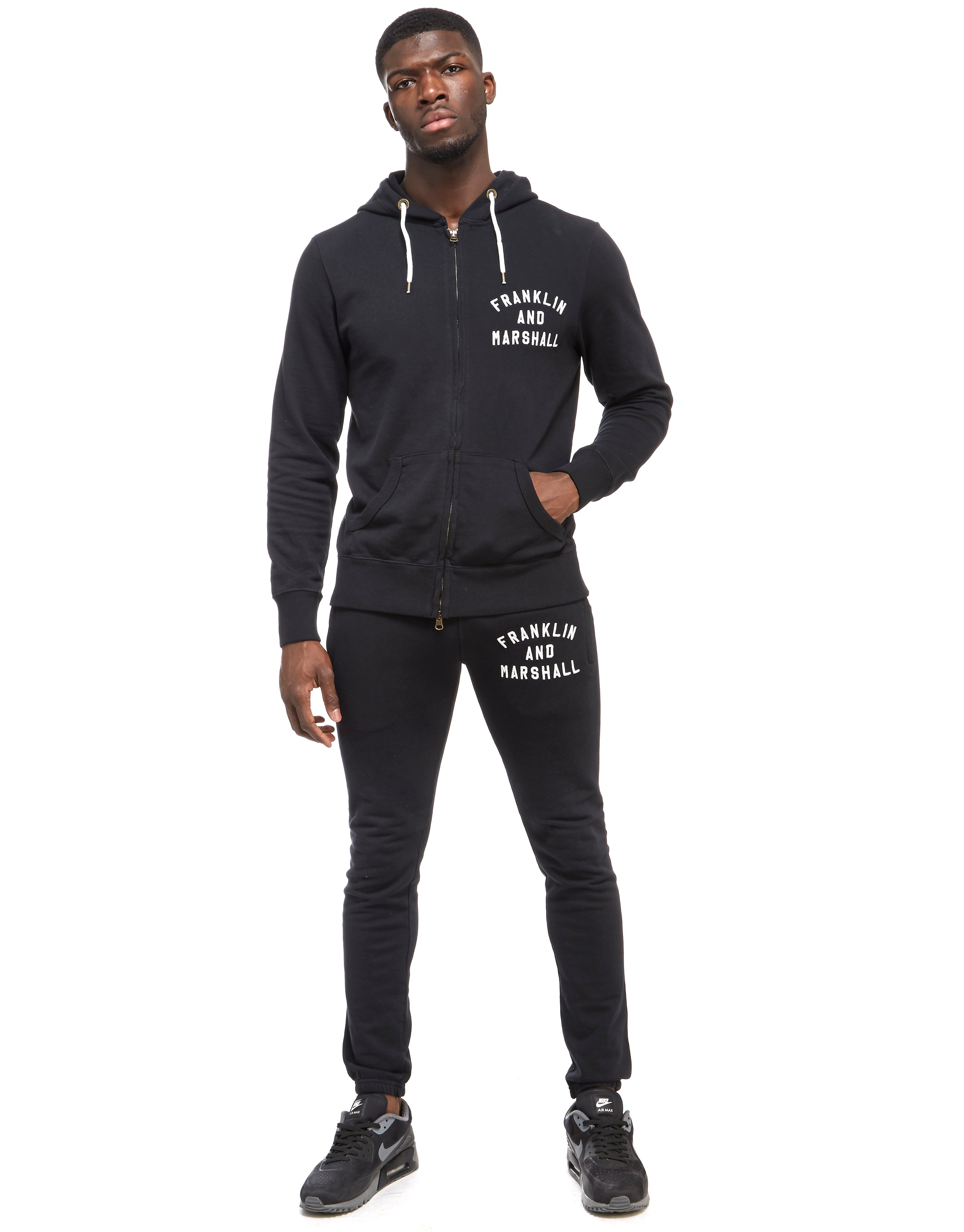 Franklin & Marshall Embroidered Arch Tracksuit