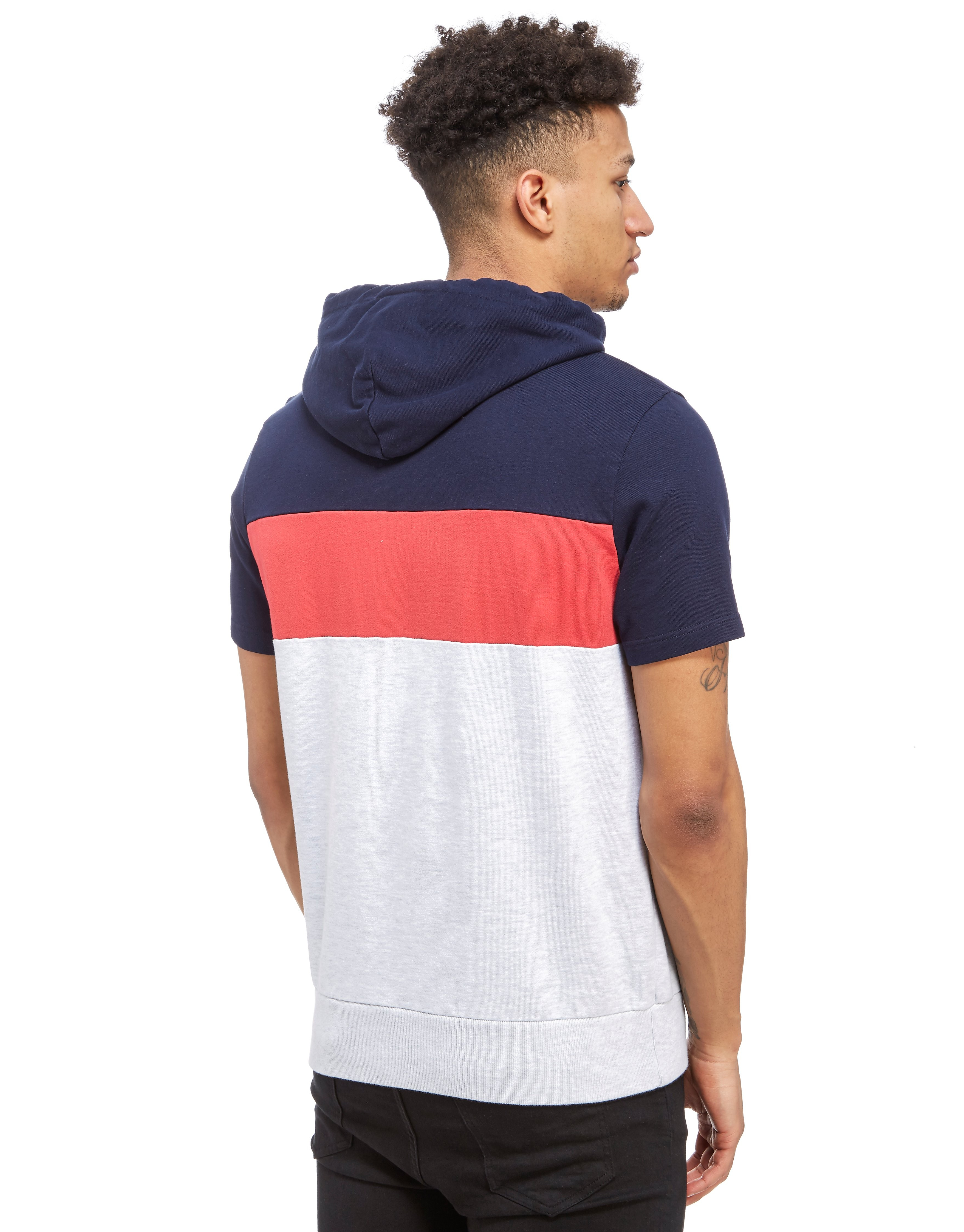 Franklin & Marshall Short Sleeve Hoody