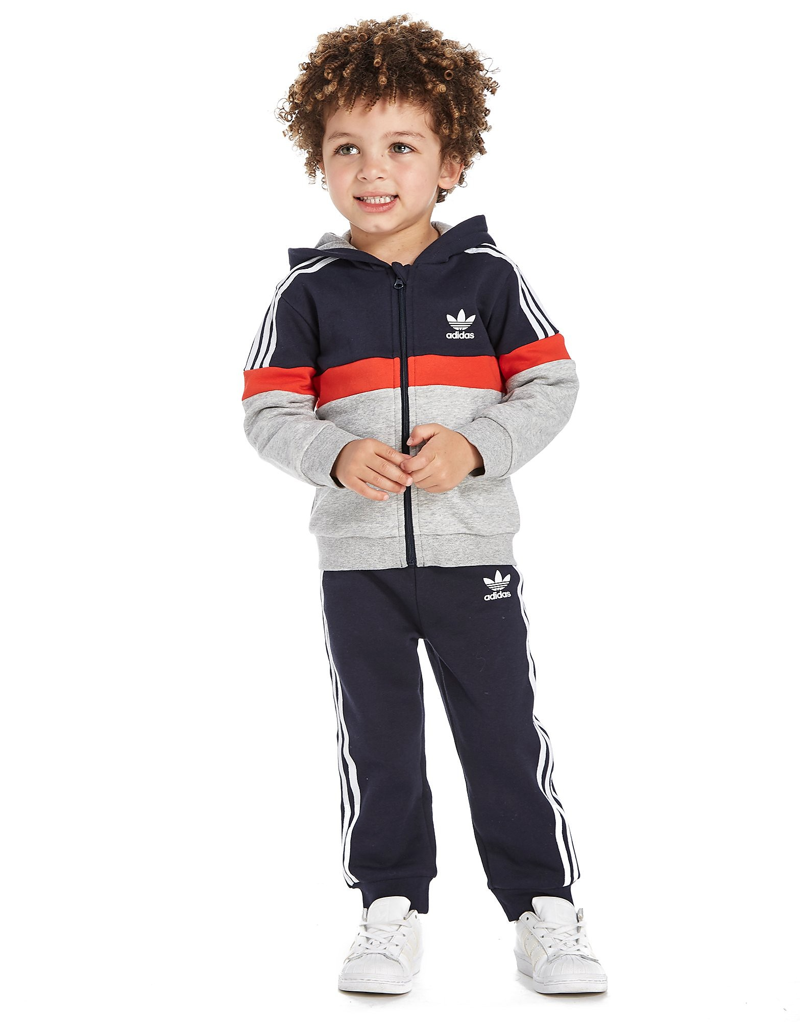 adidas Originals Itasca Hooded Suit Infant