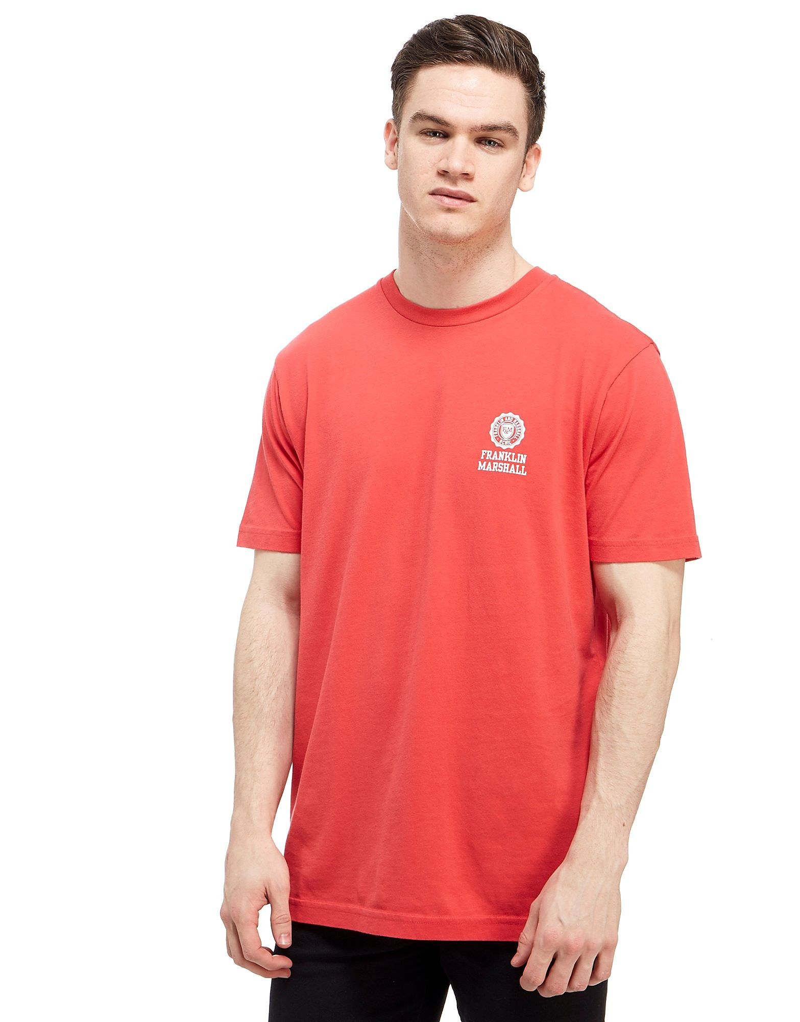 Franklin & Marshall Core Small Logo T-Shirt